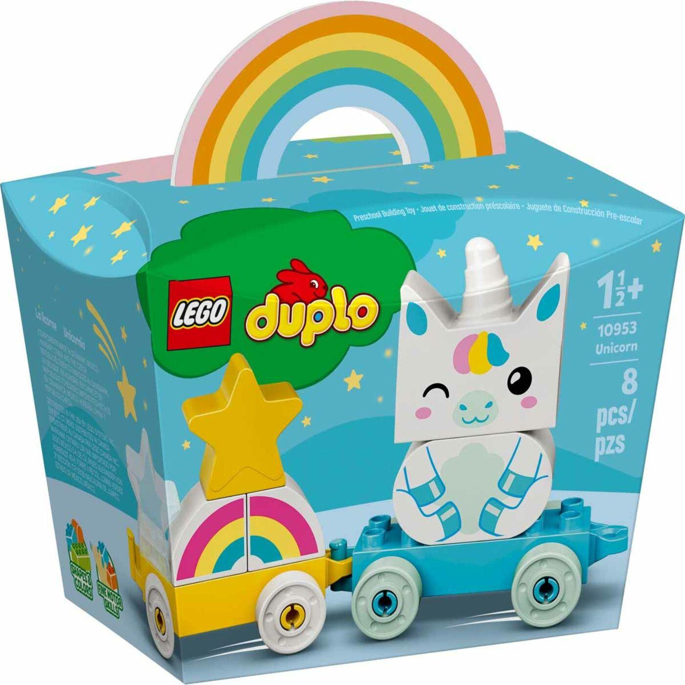 Lego Duplo Egyszarvú
