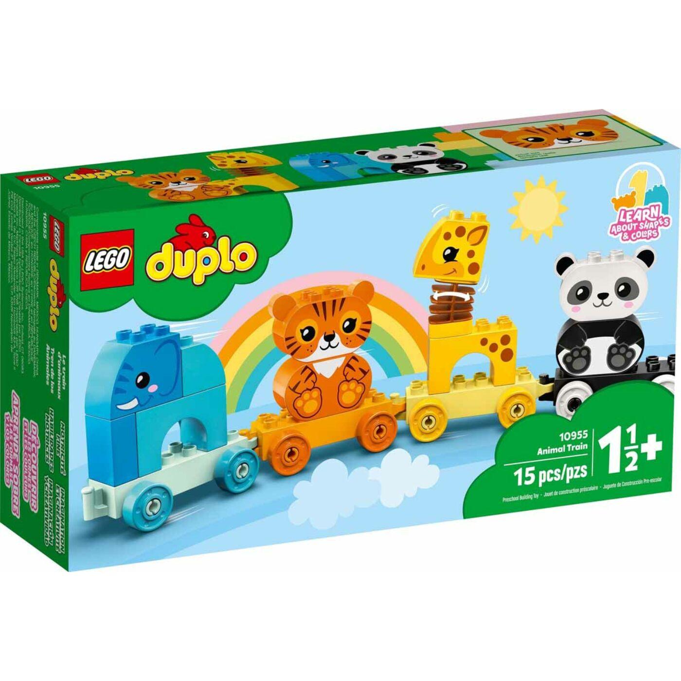 Lego Duplo Állatos vonat