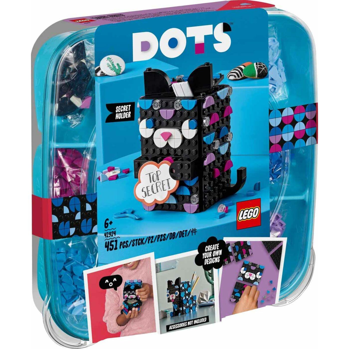 Lego Dots Titkos tároló