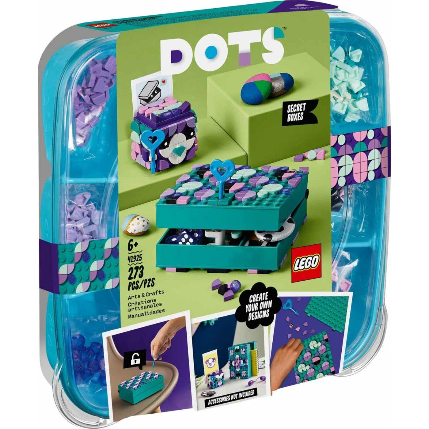 Lego Dots Titkos dobozok
