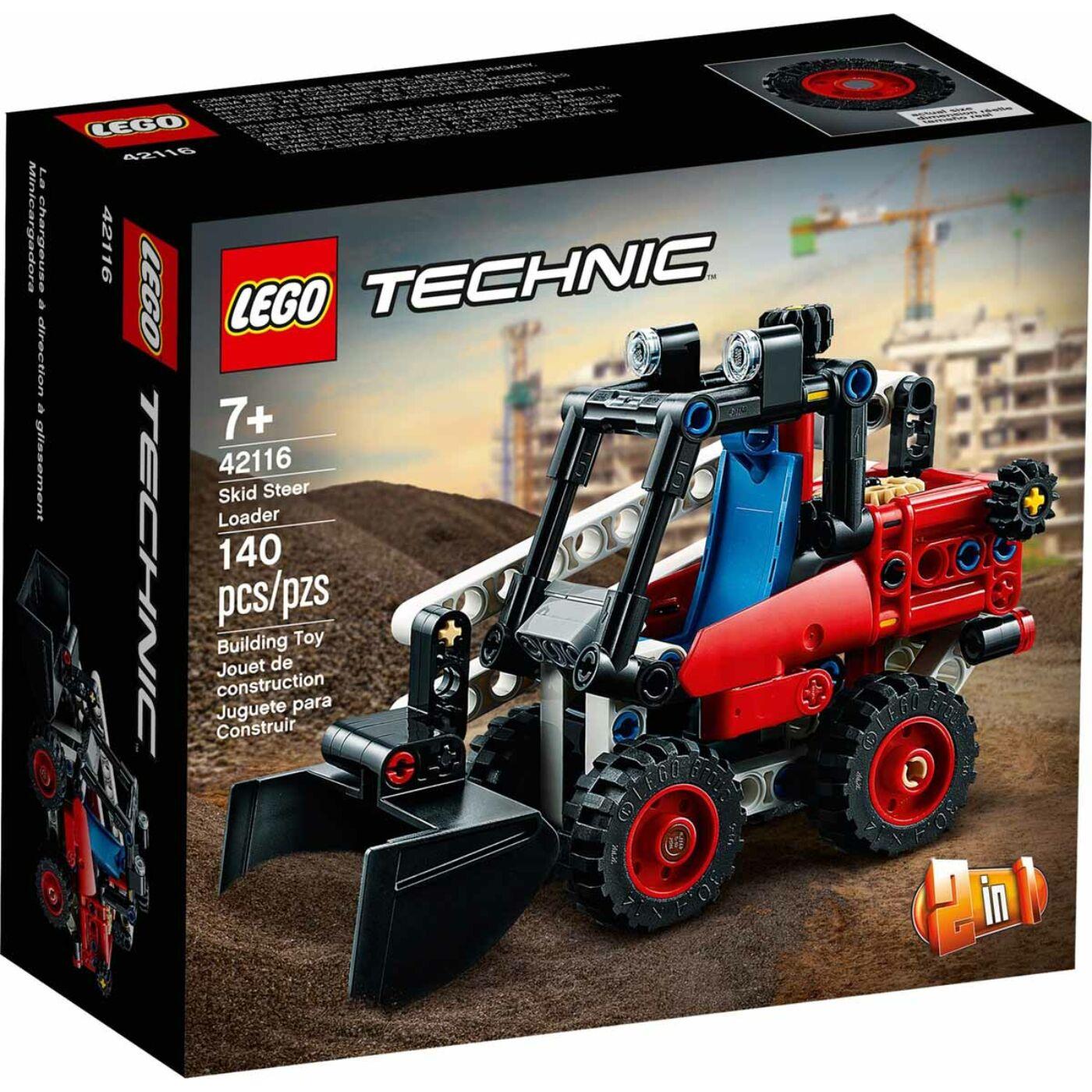 Lego Technic Minirakodó
