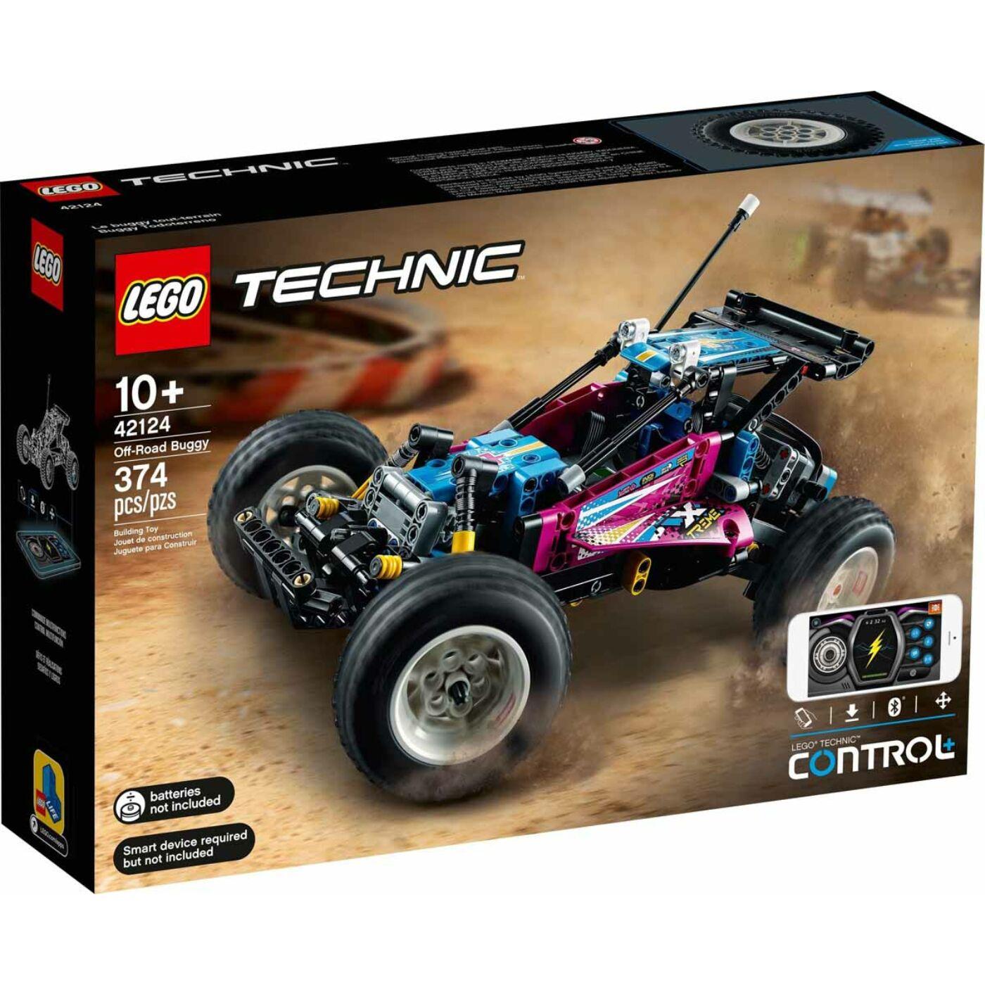 Lego Technic Terepjáró homokfutó