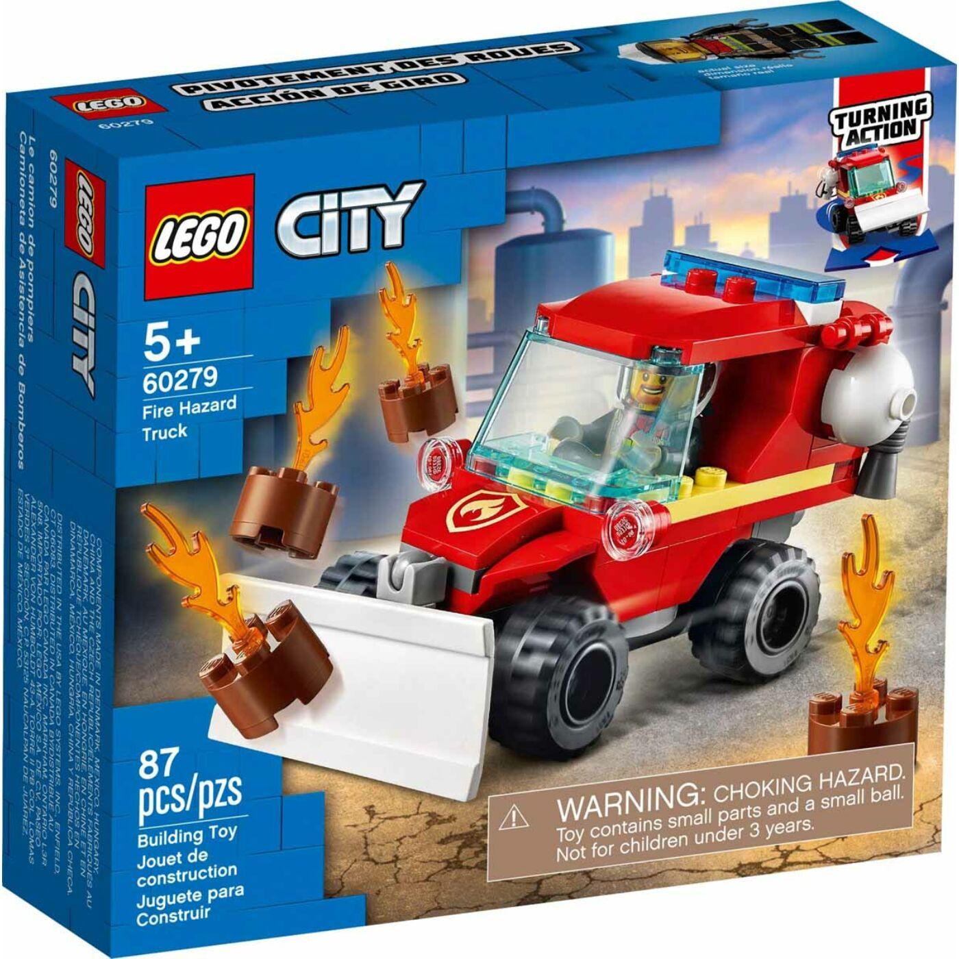 Lego City Tűzoltóautó