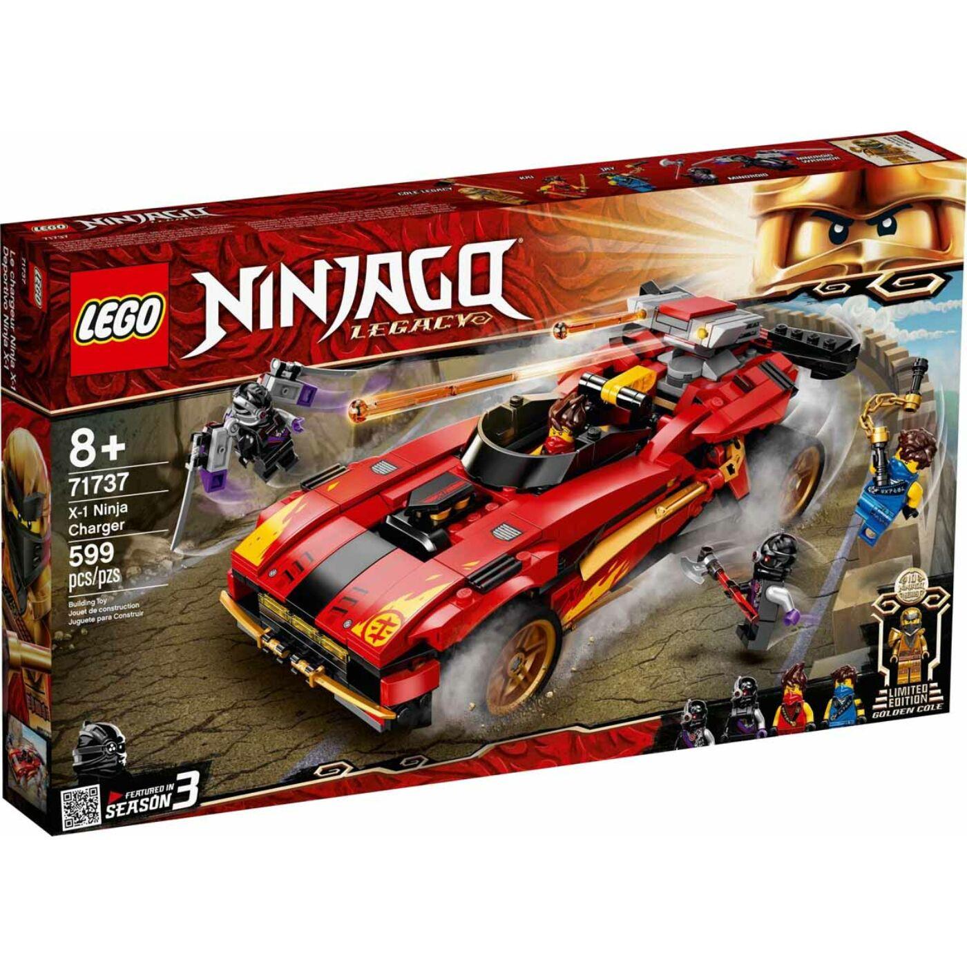 Lego Ninjago X-1 Nindzsa csatagép