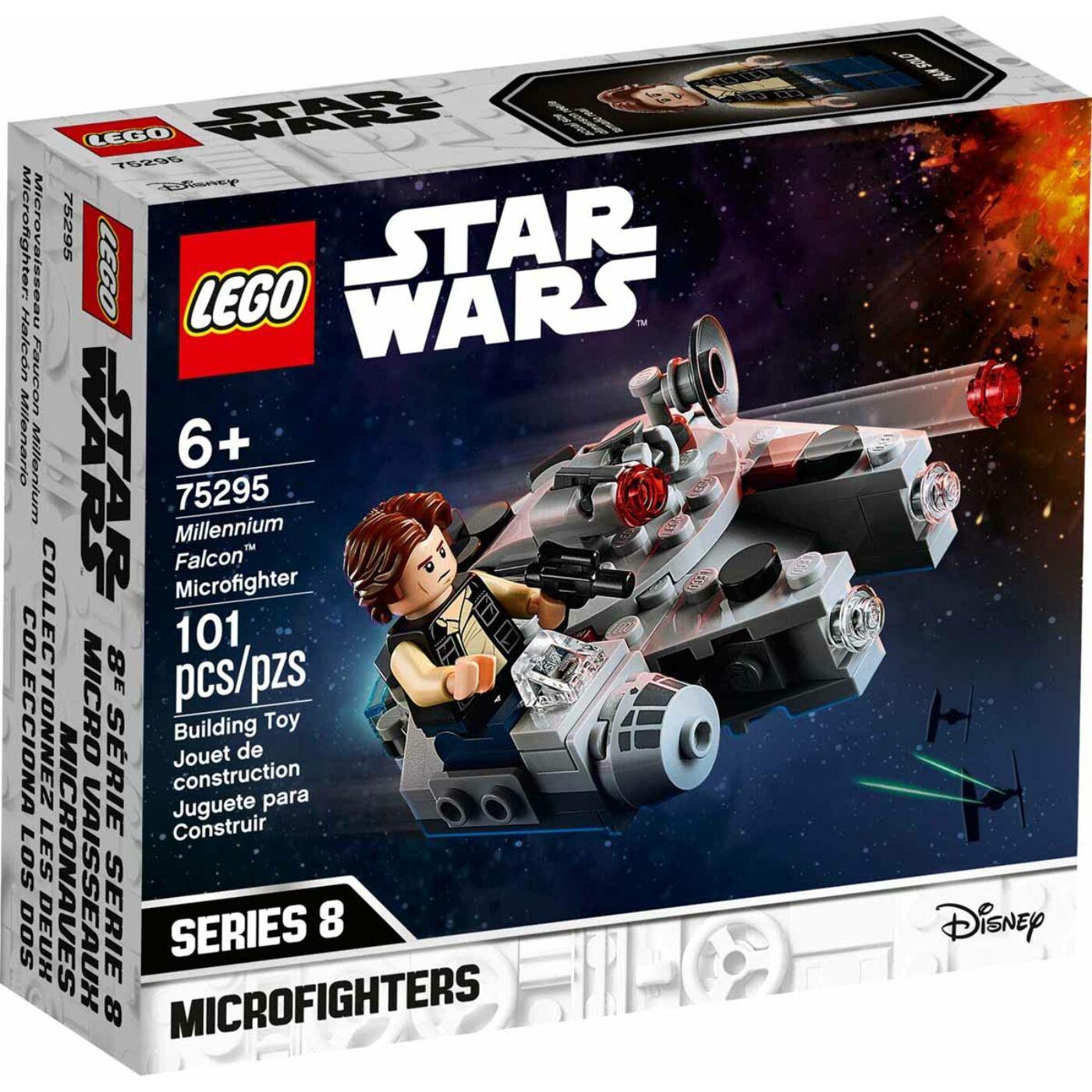 Lego Star Wars Millenium Falcon Microfighter