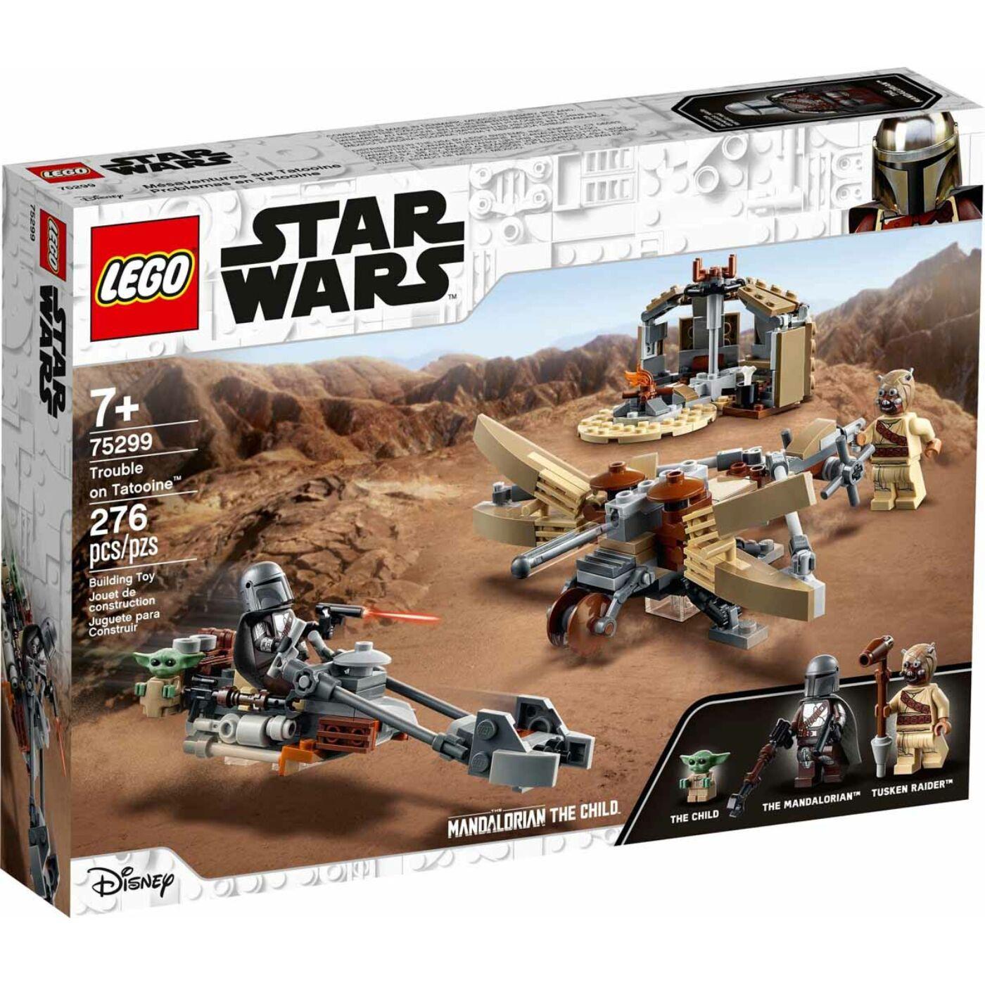 Lego Star Wars Tatooine-i kaland