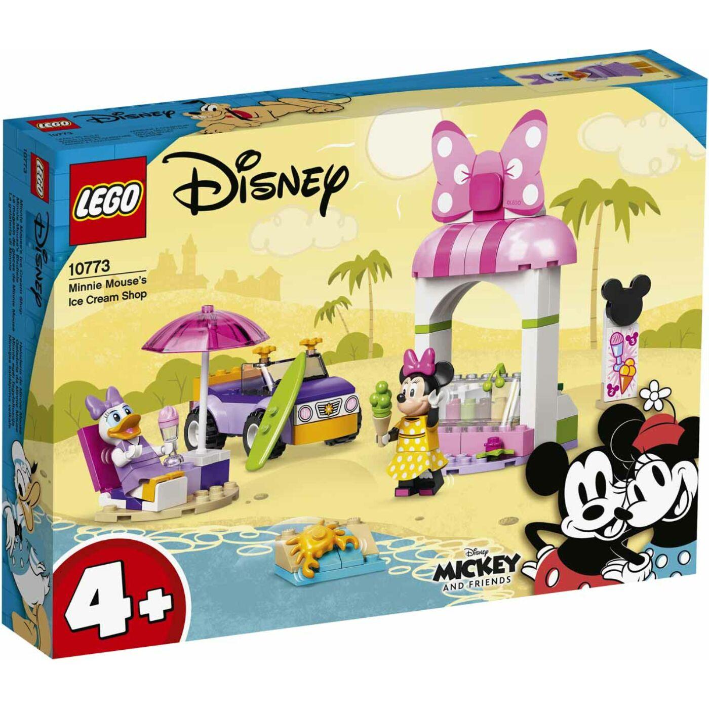 Lego Disney Minnie egér fagylaltozója