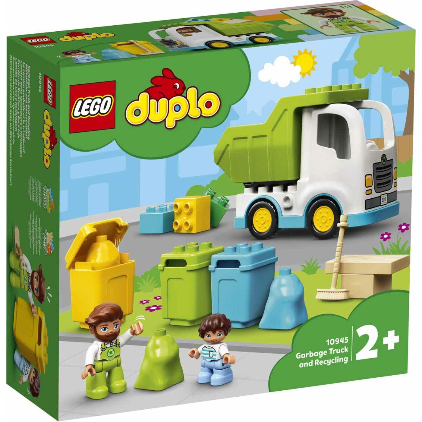 Lego Duplo Szemetes kocsi