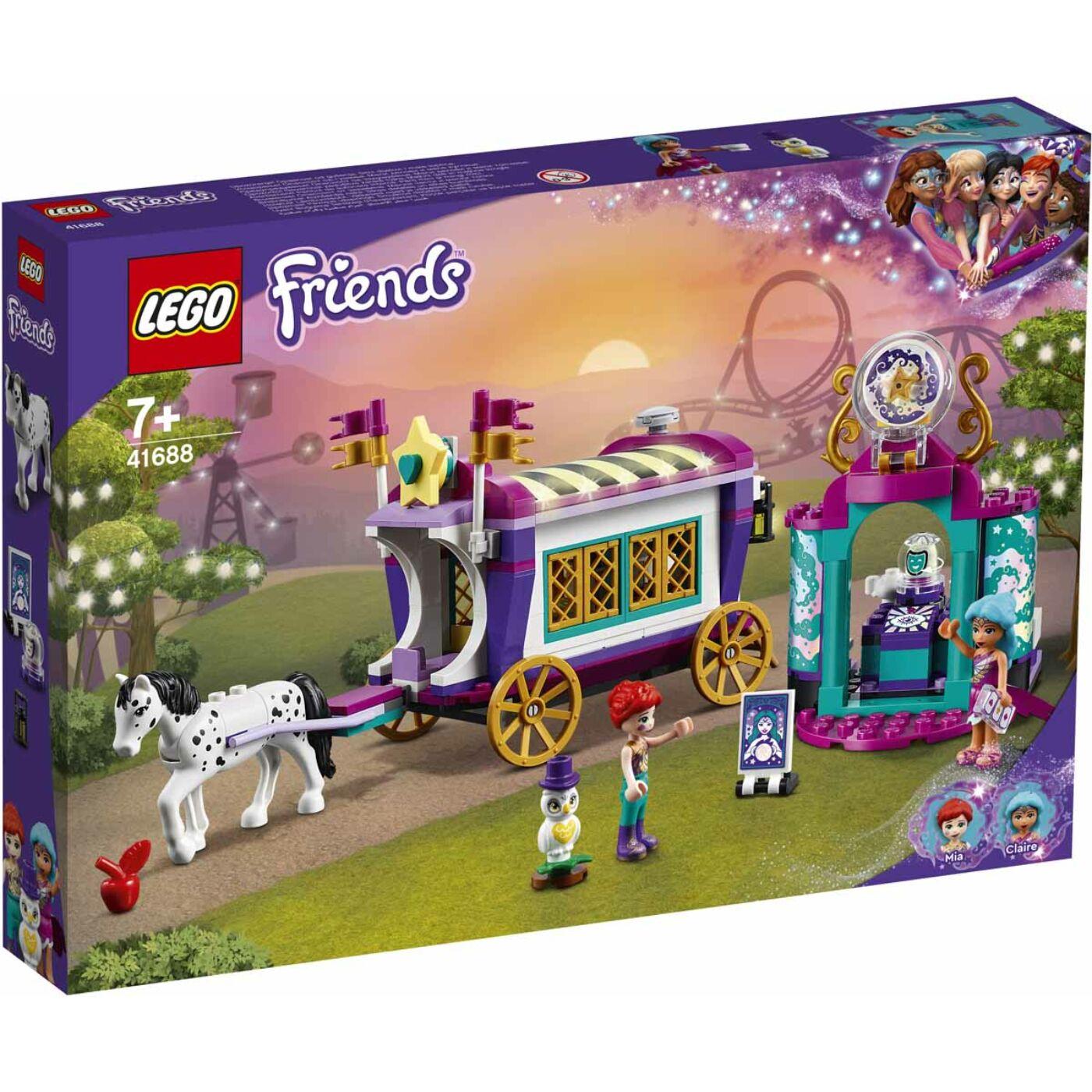 Lego Friends Varázslatos karaván