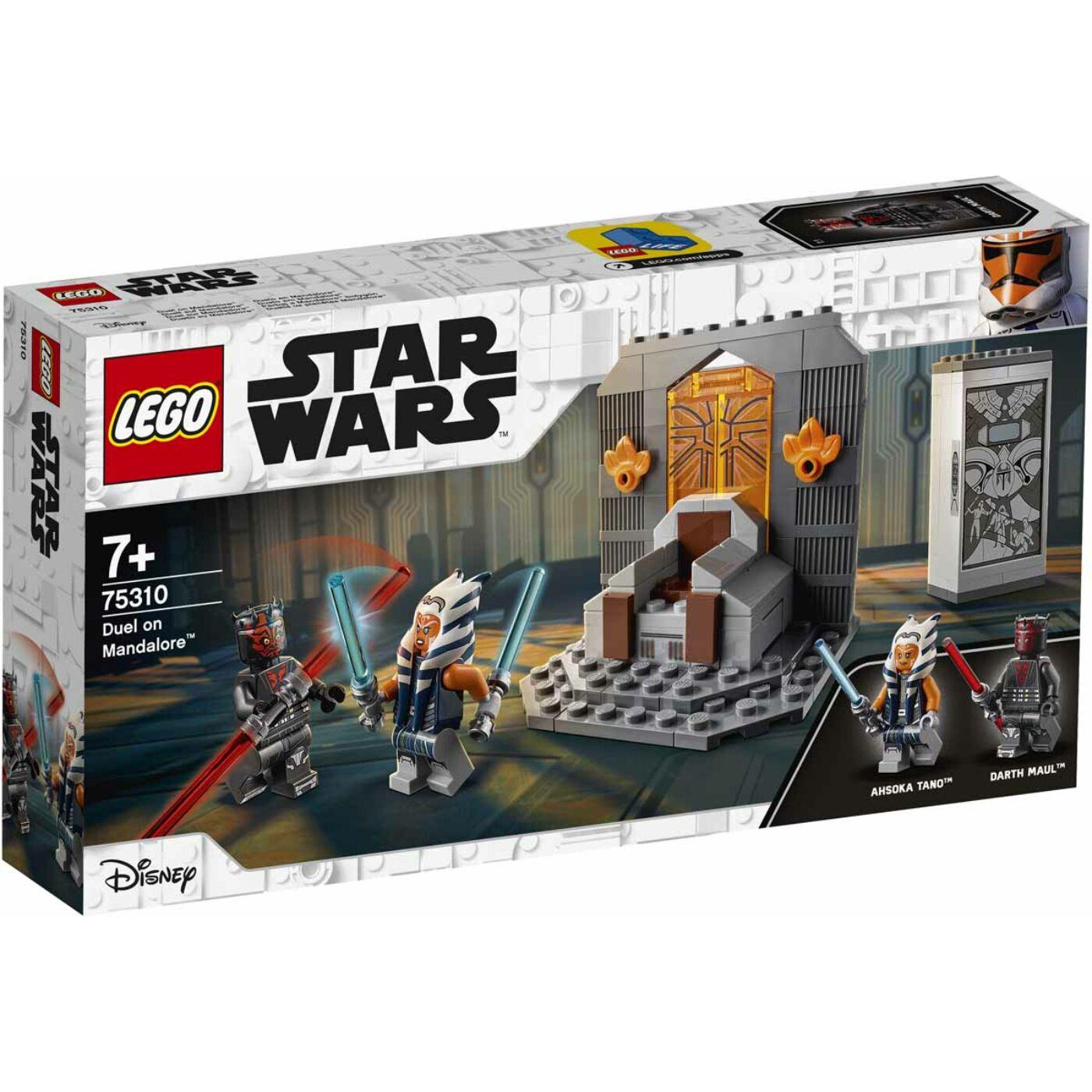 Lego Star Wars Párbaj a Mandalore bolygón