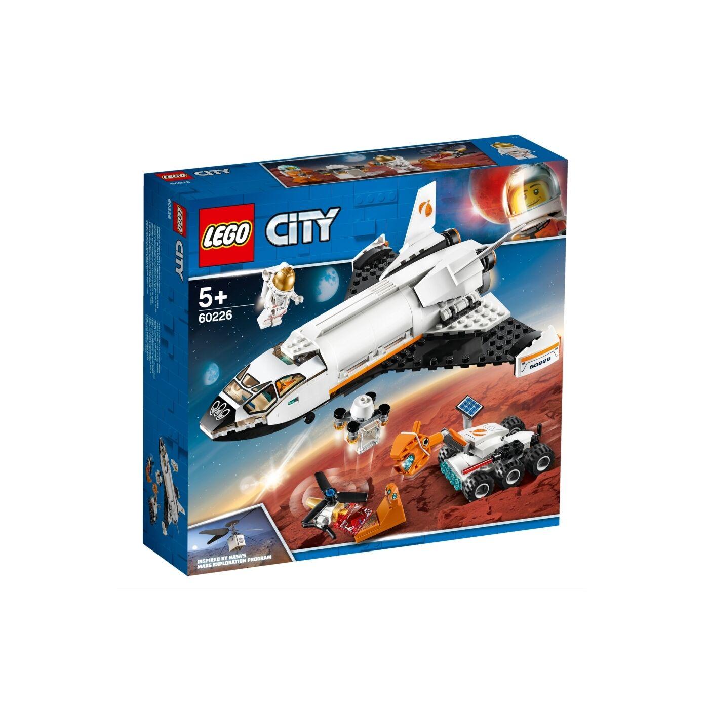 Lego City Marskutató űrsikló