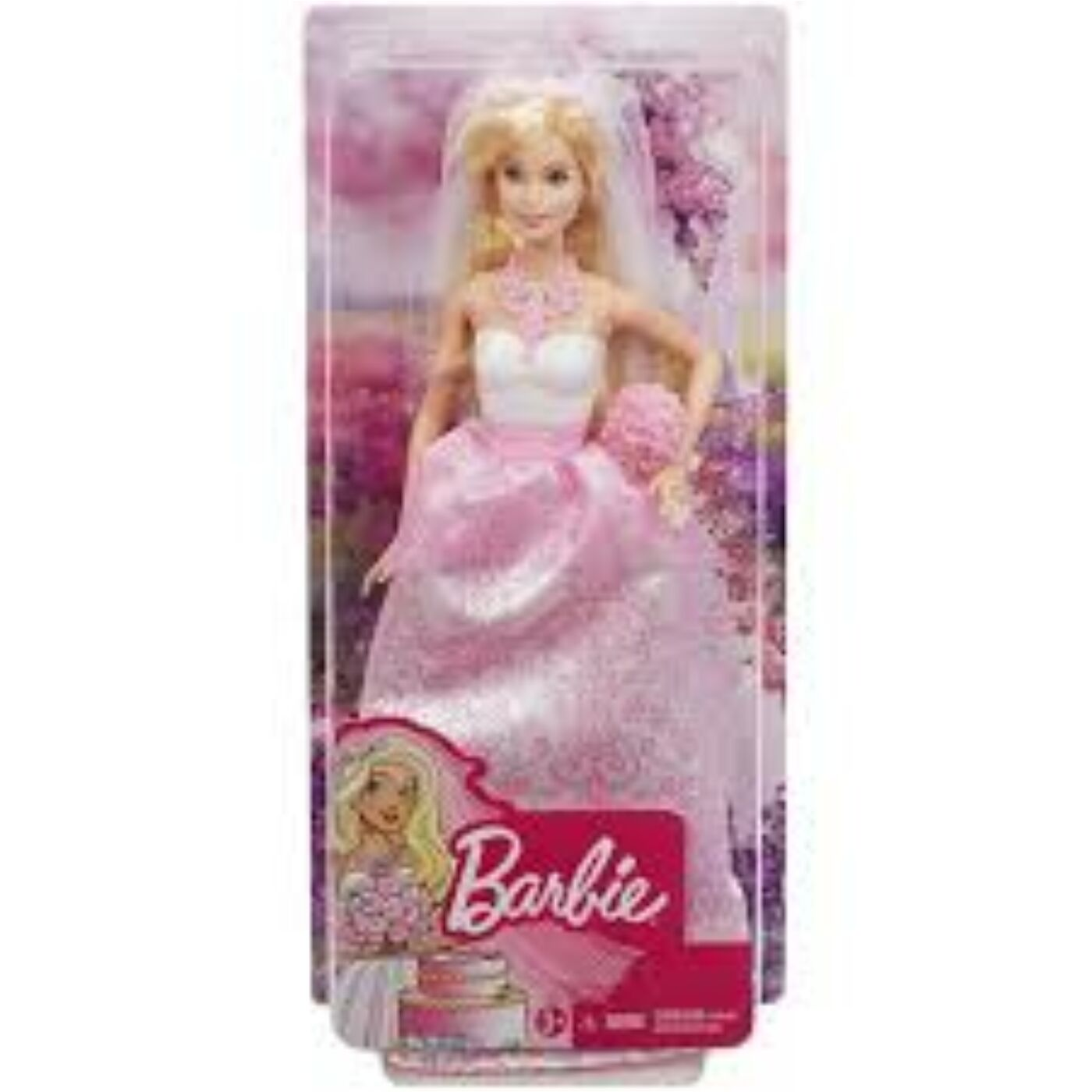Barbie menyasszony baba