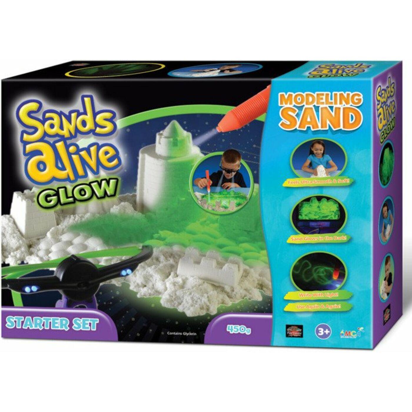 Sands Alive világító kezdőkészlet