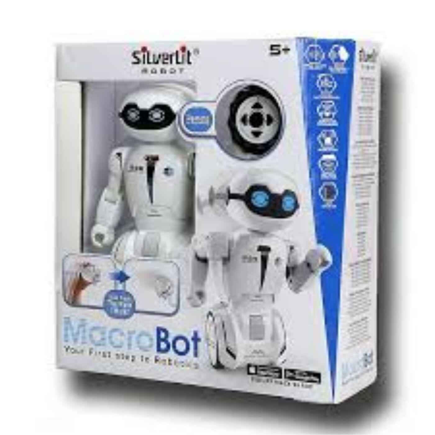 Macrobot robot