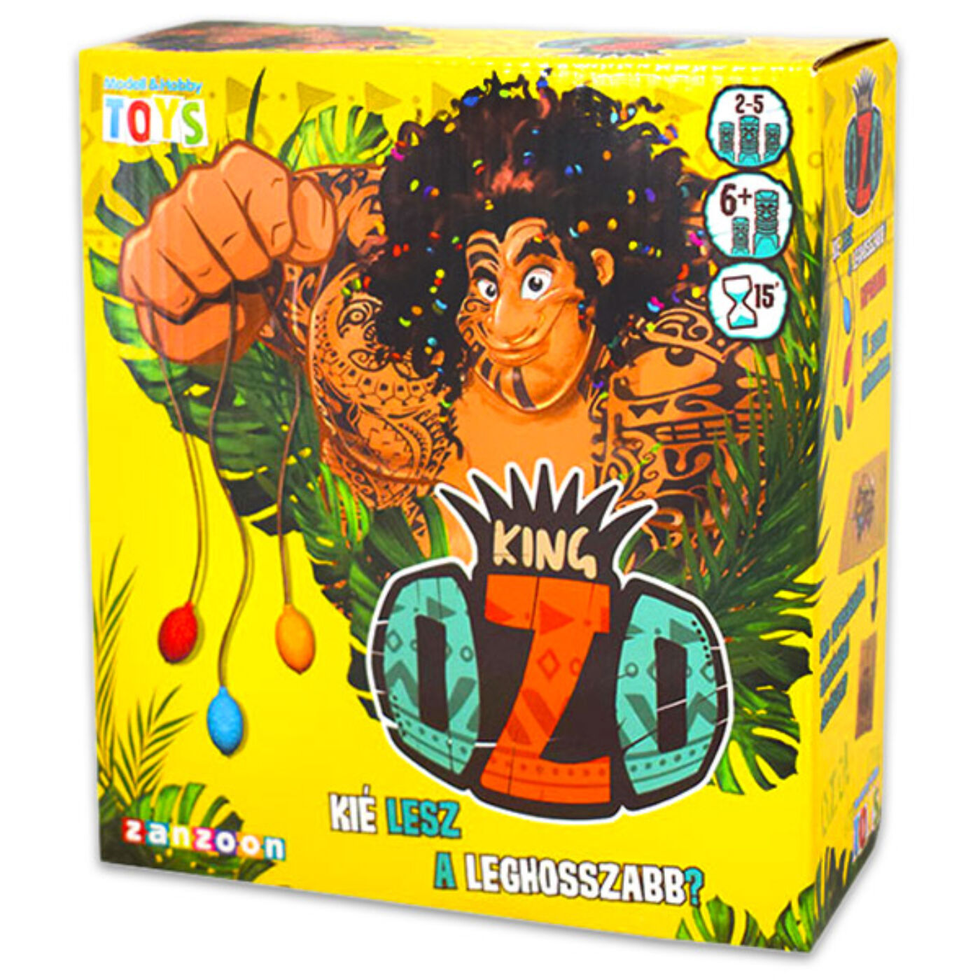 King ozo-Kié lesz a leghosszabb
