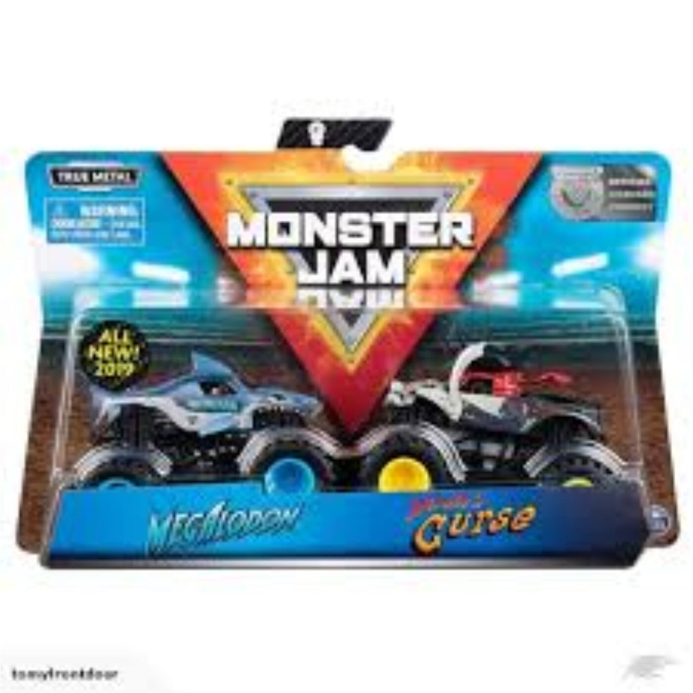 Monster Jam kisautók
