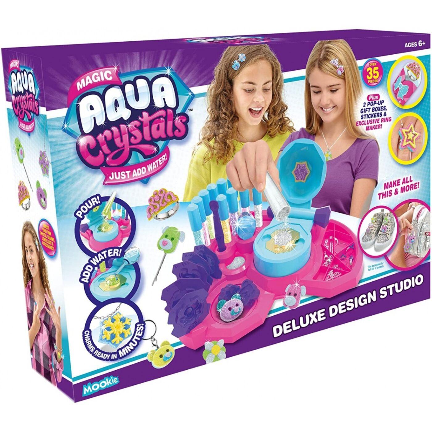 Aqua Crystal Deluxe stúdió