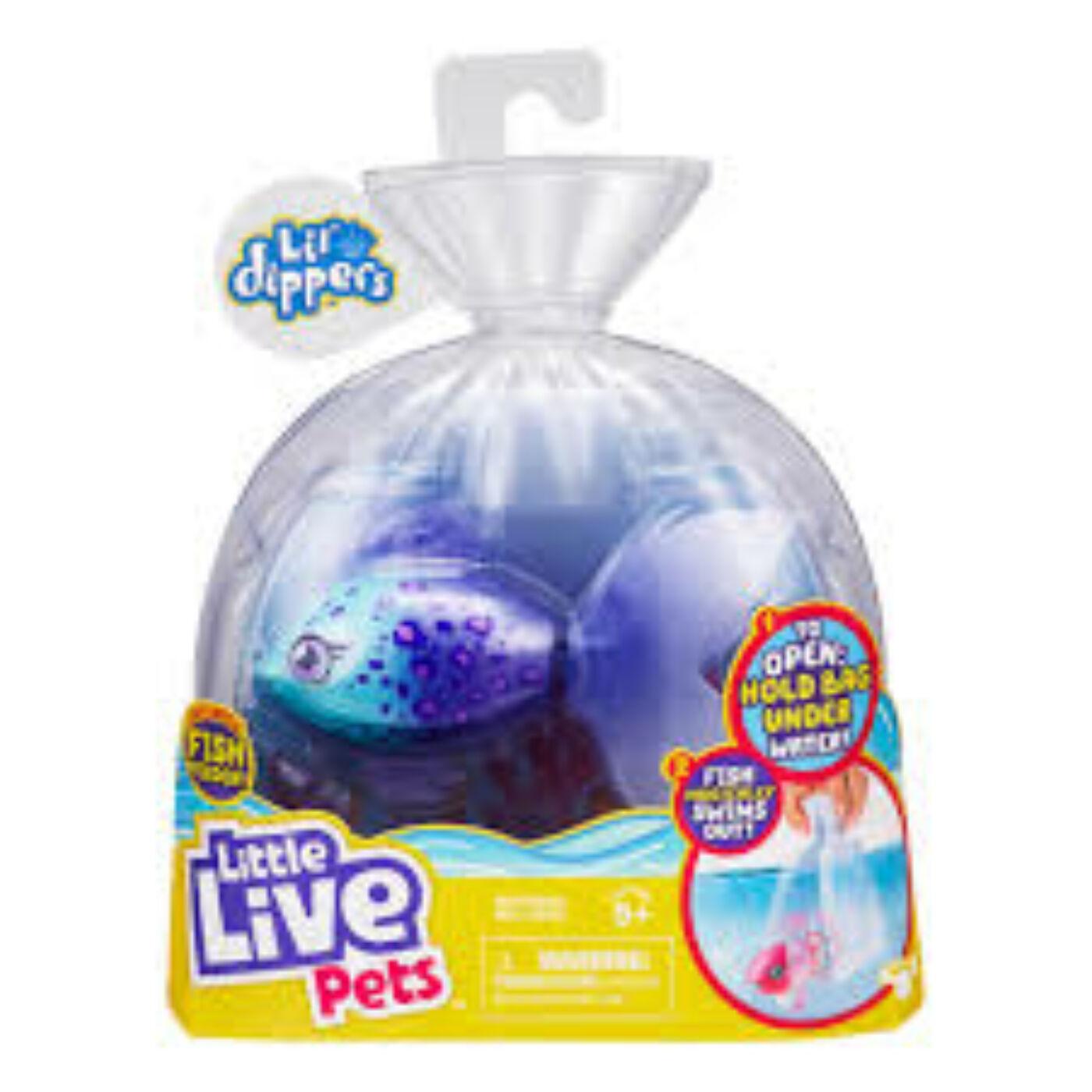 Little Live Pets Úszkáló halacska