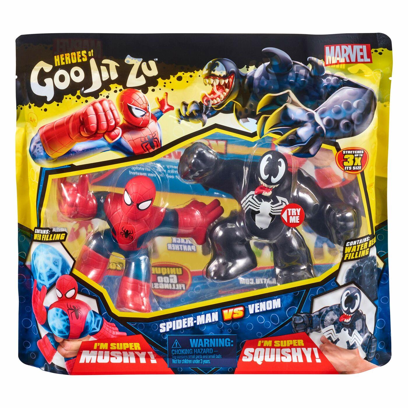 GOO Jit ZU Marvel Spiderman Venom ellen
