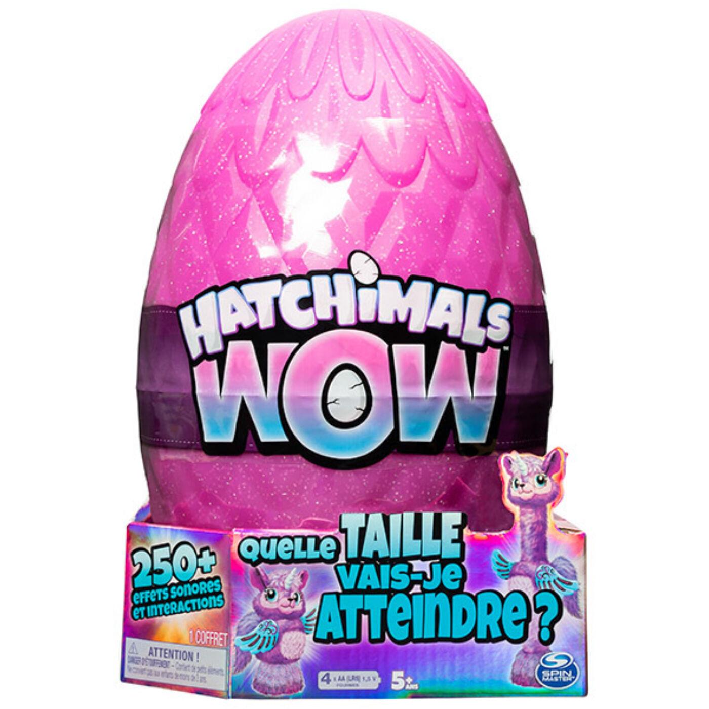 Hatchimals HatchiWOW tojás