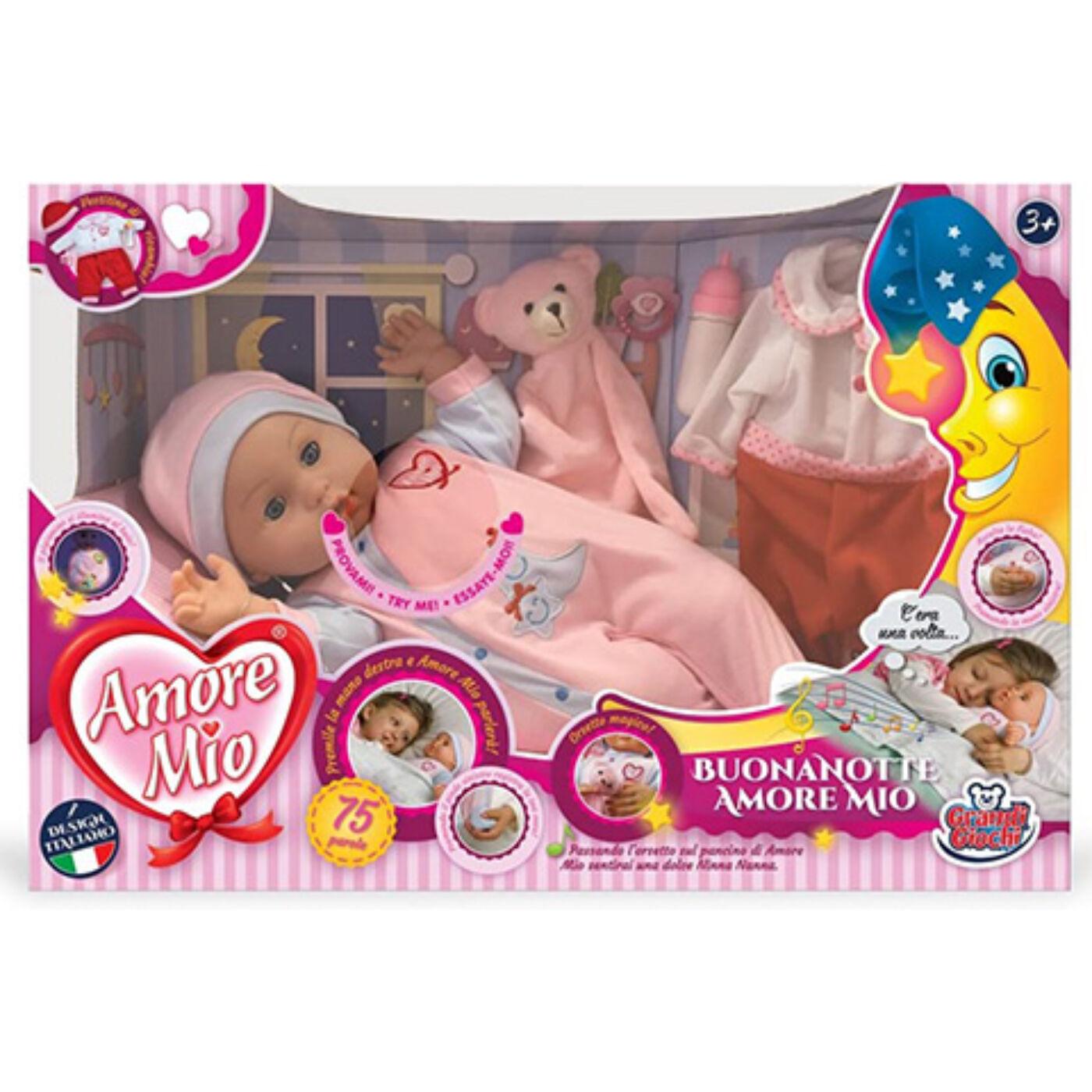 Amore Mio - Álmodj szépeket kisbaba
