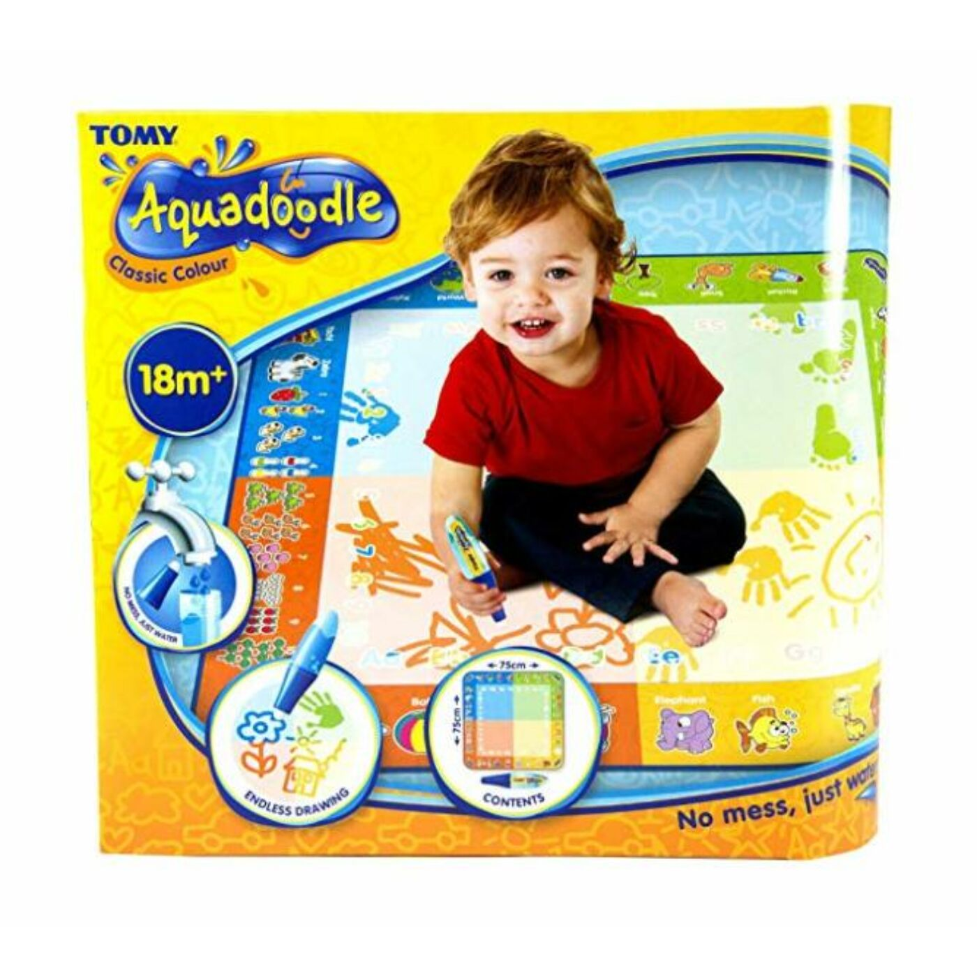 Aquadoodle Klasszikus rajzszőnyeg
