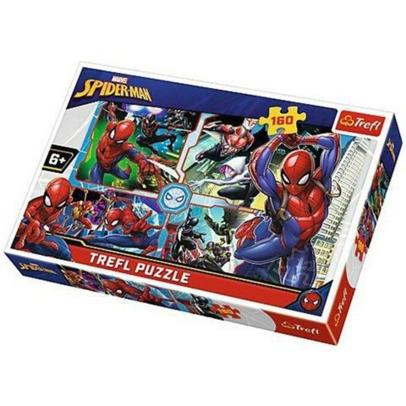 Trefl 160 db-os puzzle - Pókember
