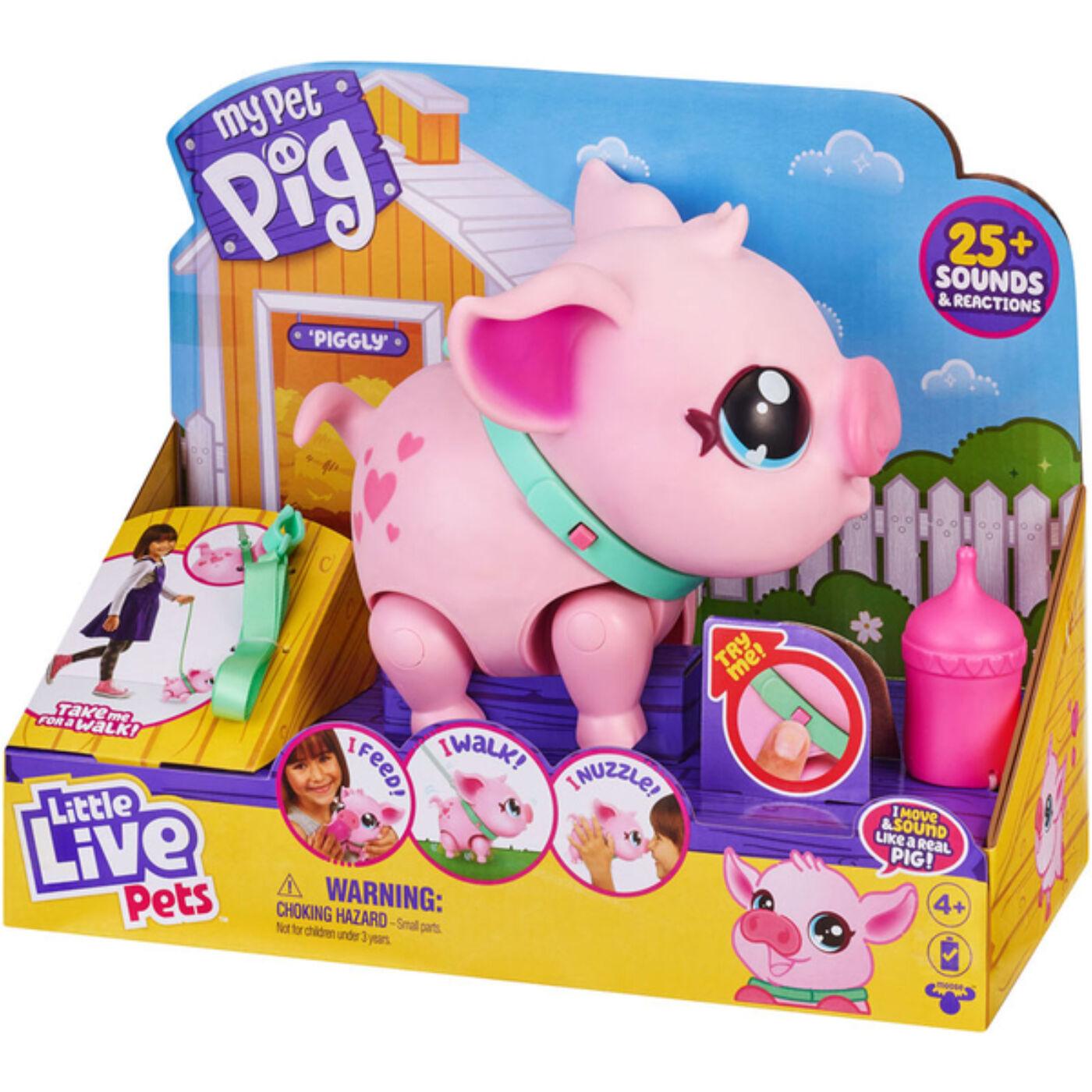 Pinki, a kismalac