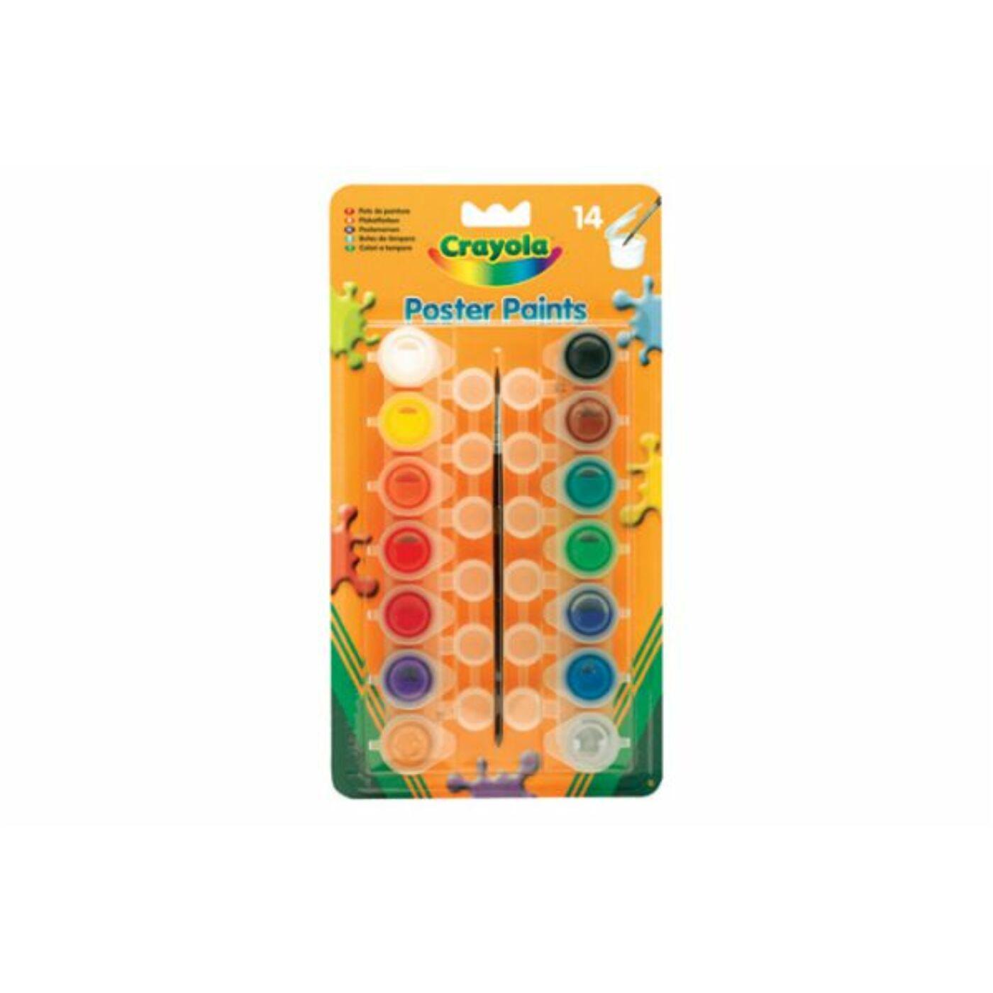 Crayola tempera