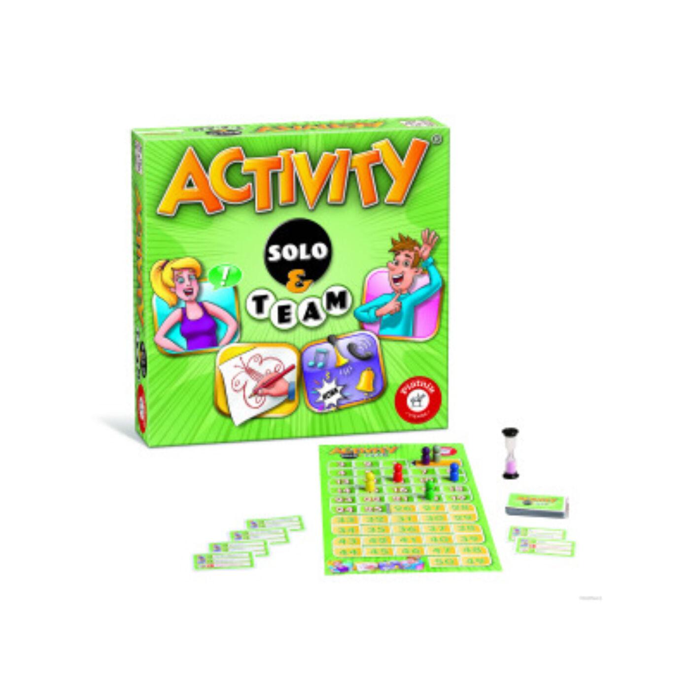 Activity Solo&Team
