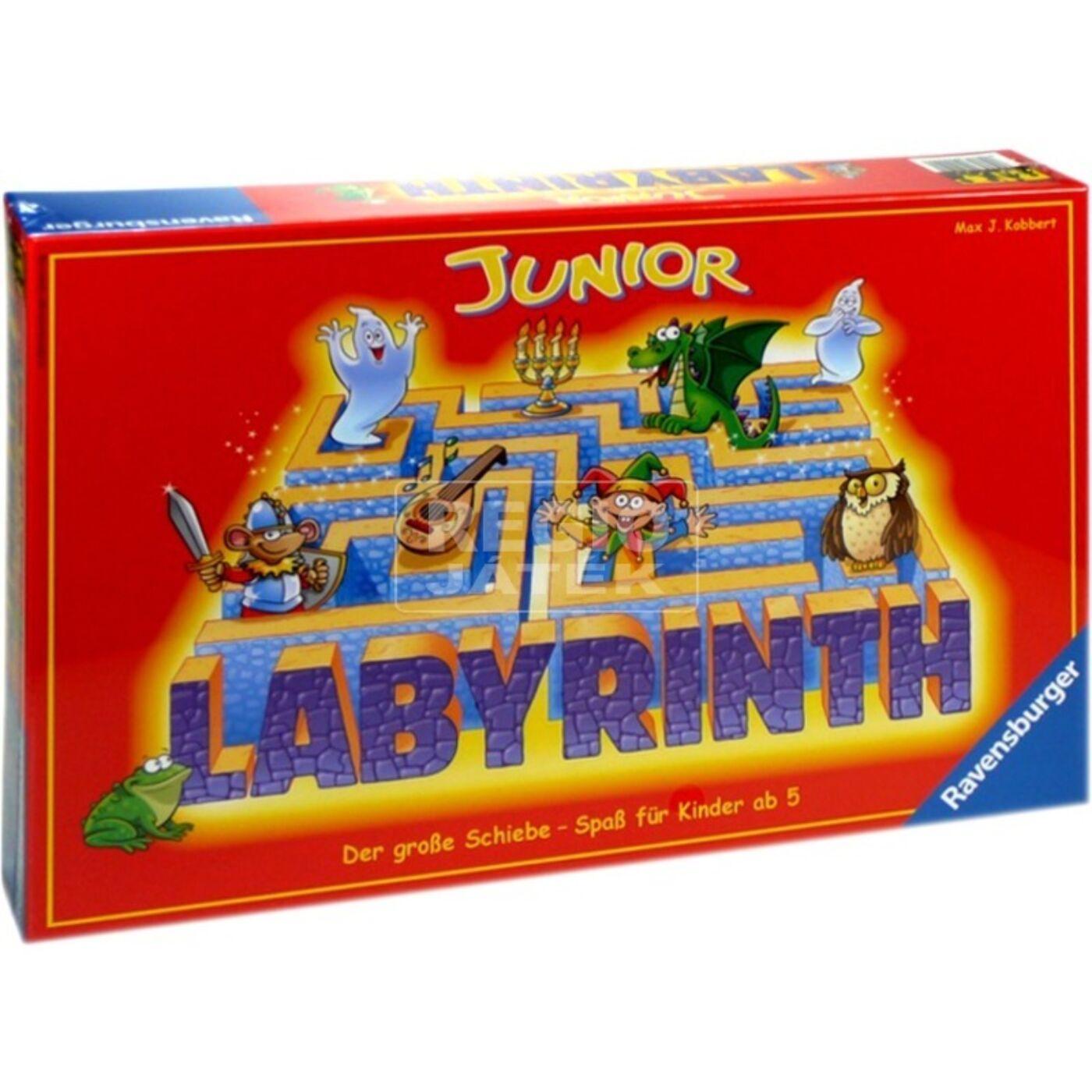 Labirintus junior