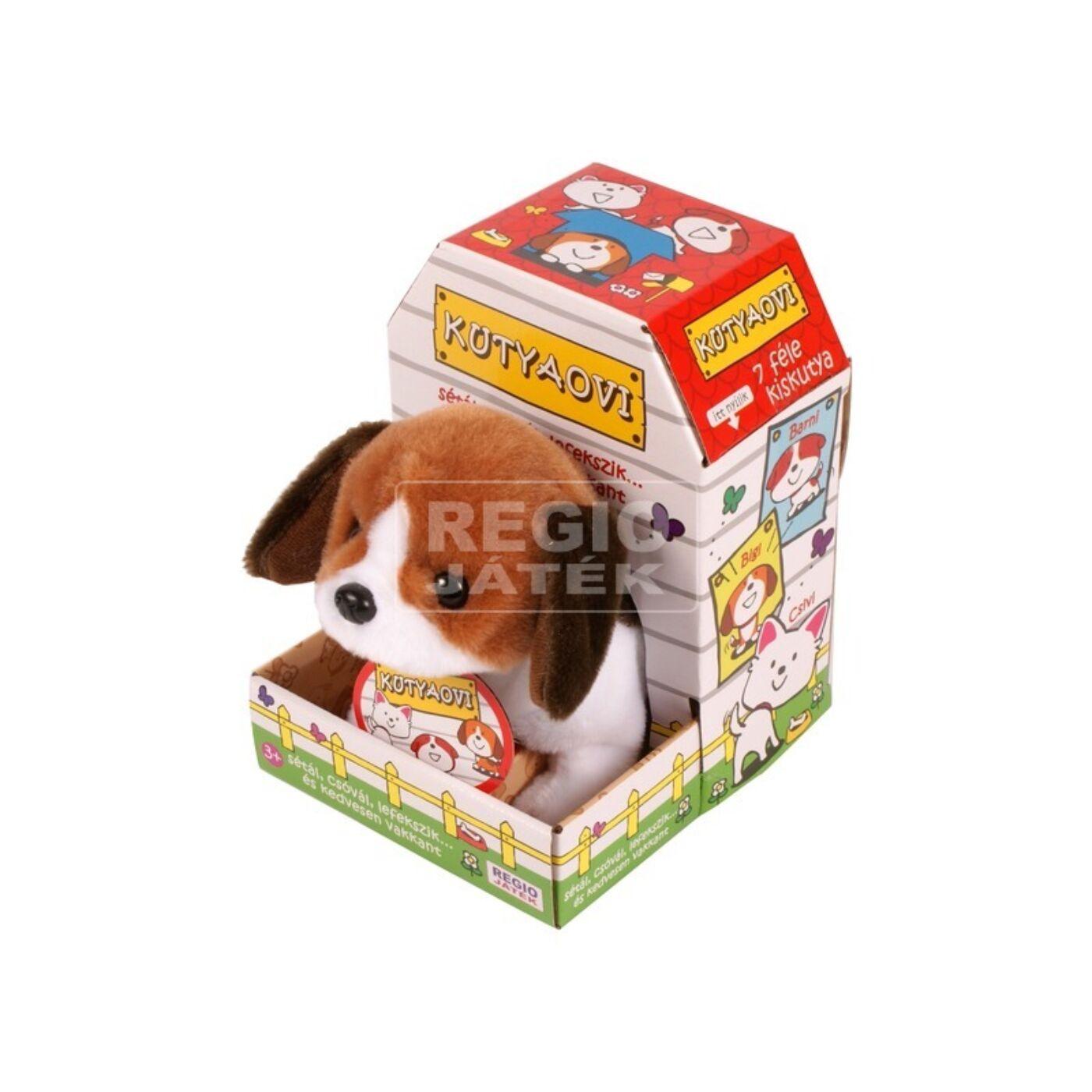 Sétáló Beagle