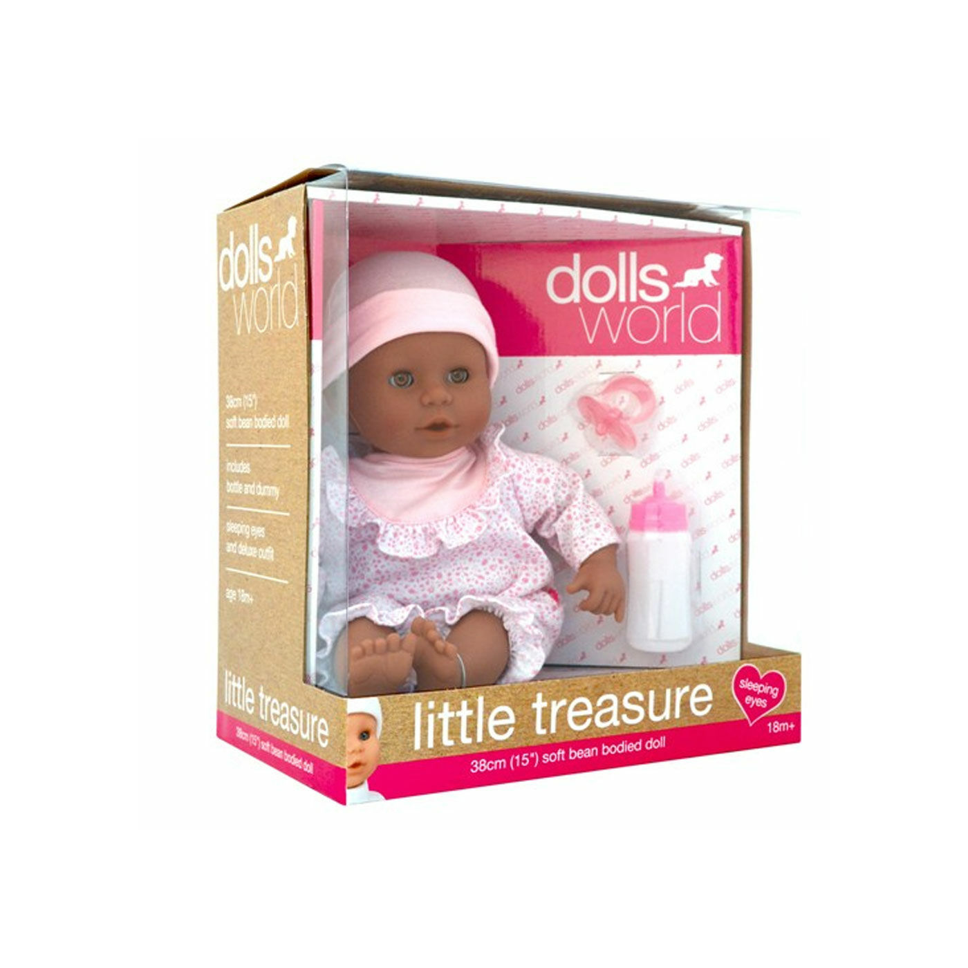Little Treasure baba
