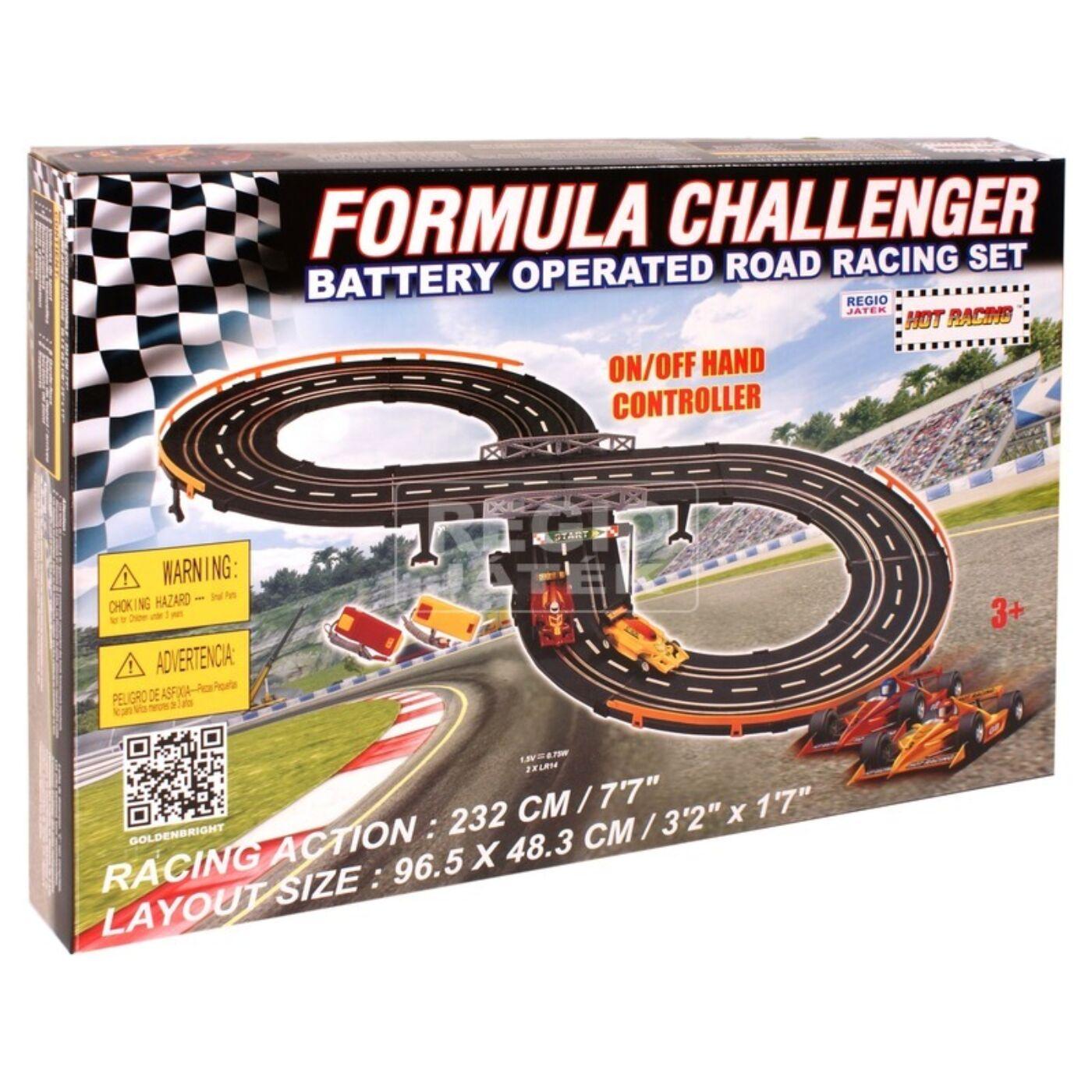 Formula Challanger autpálya