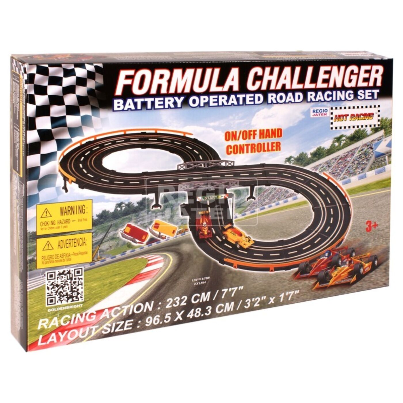 Formula Challanger autópálya
