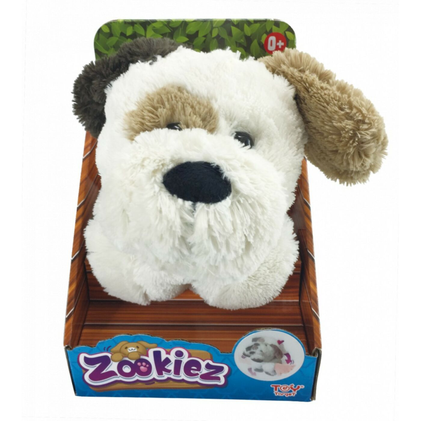 Zookiez foltos kutya