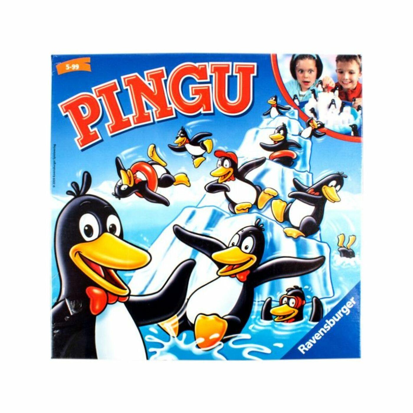 Pingu társasjáték
