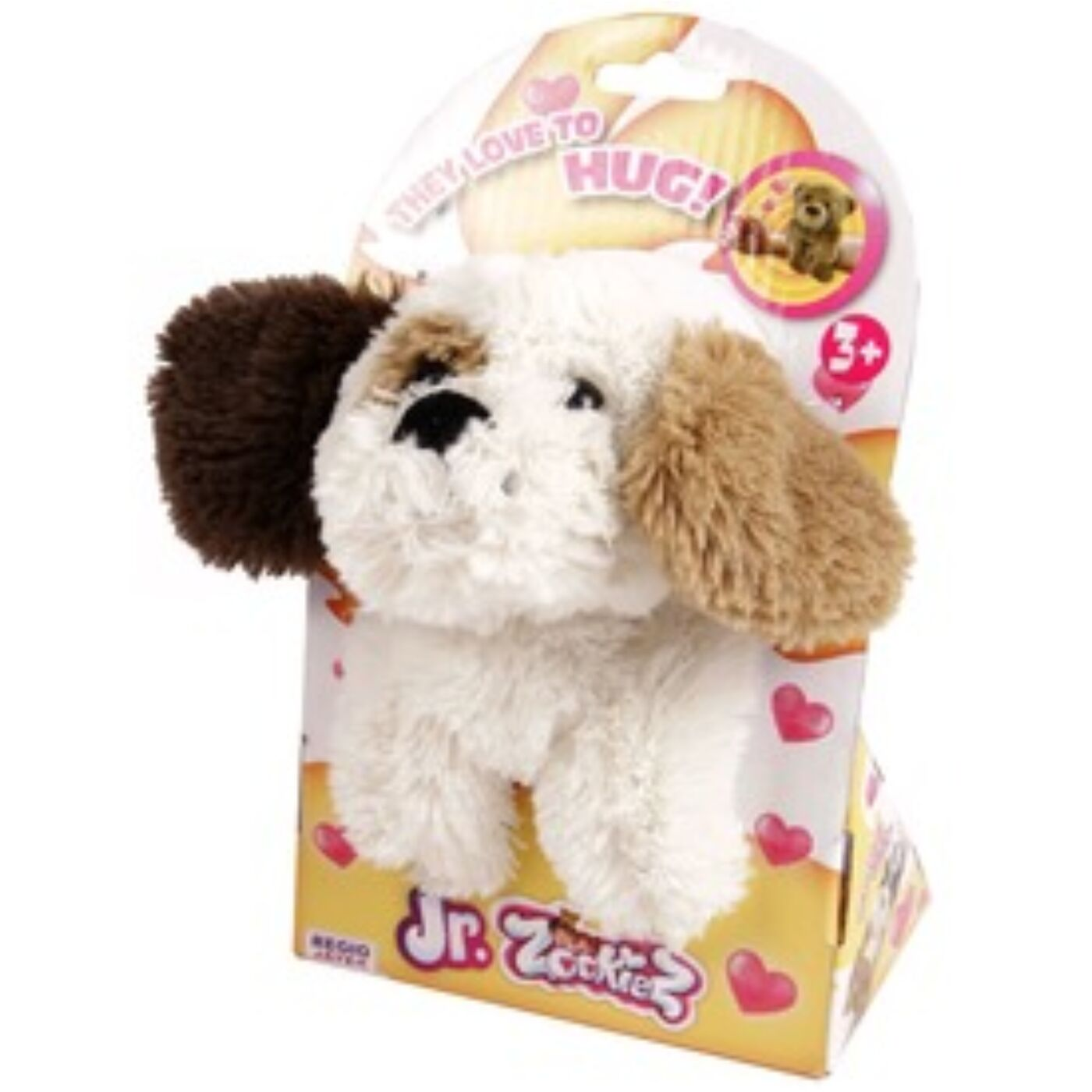 Zookies foltos kutya kicsi