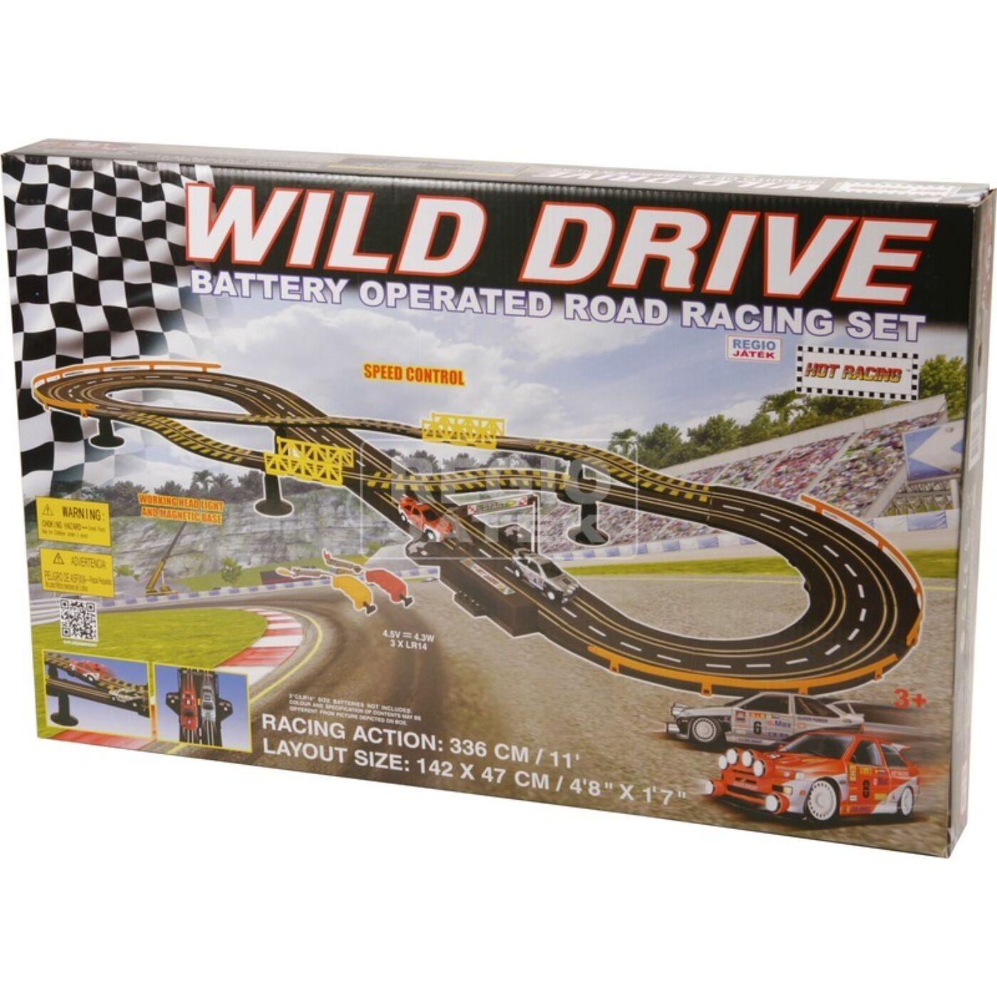 Wild drive autópálya