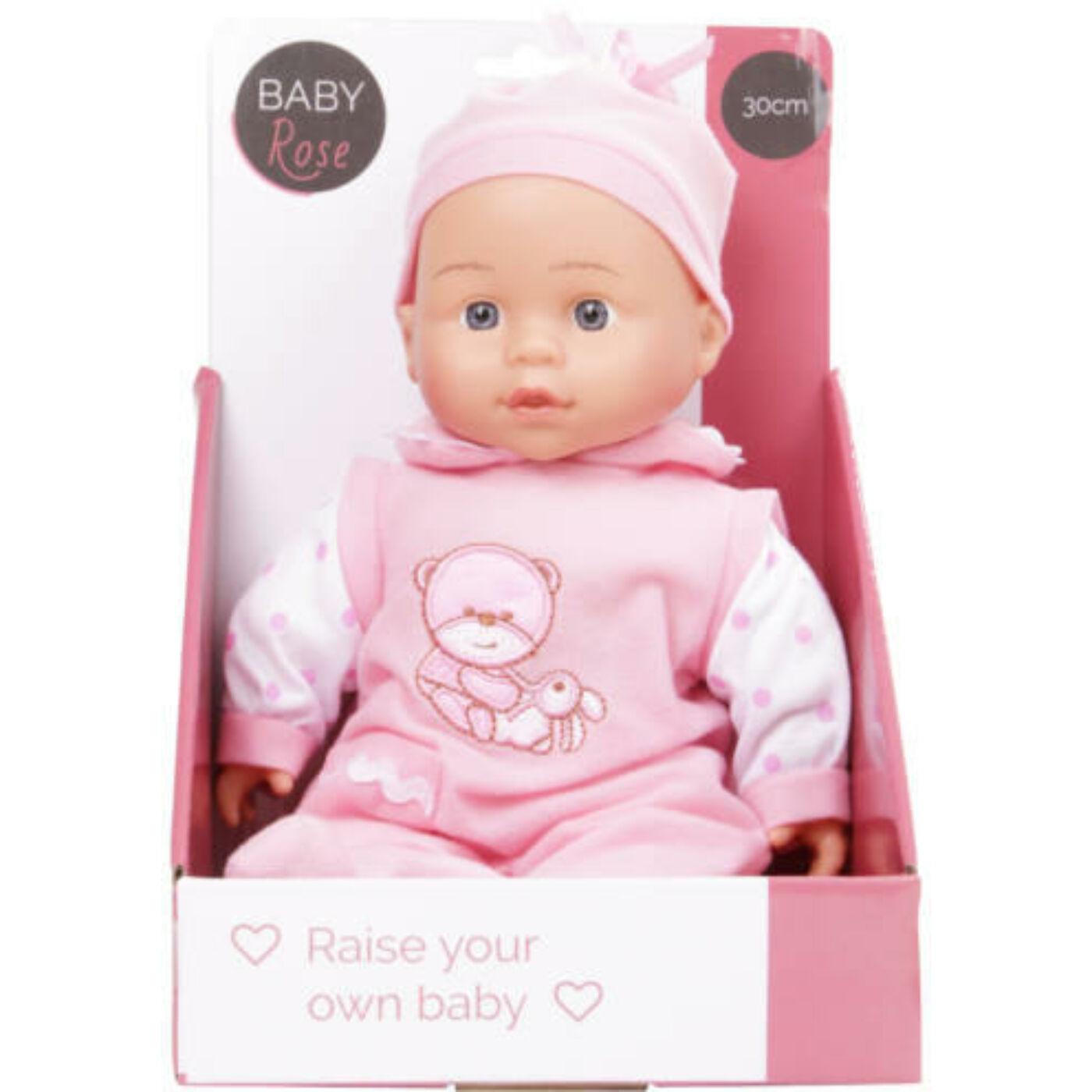 Baby Rose baba