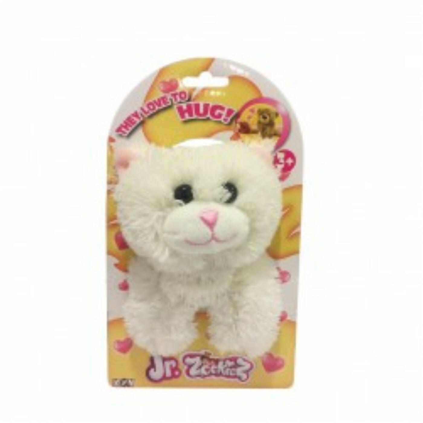 Zookies fehér cica kicsi