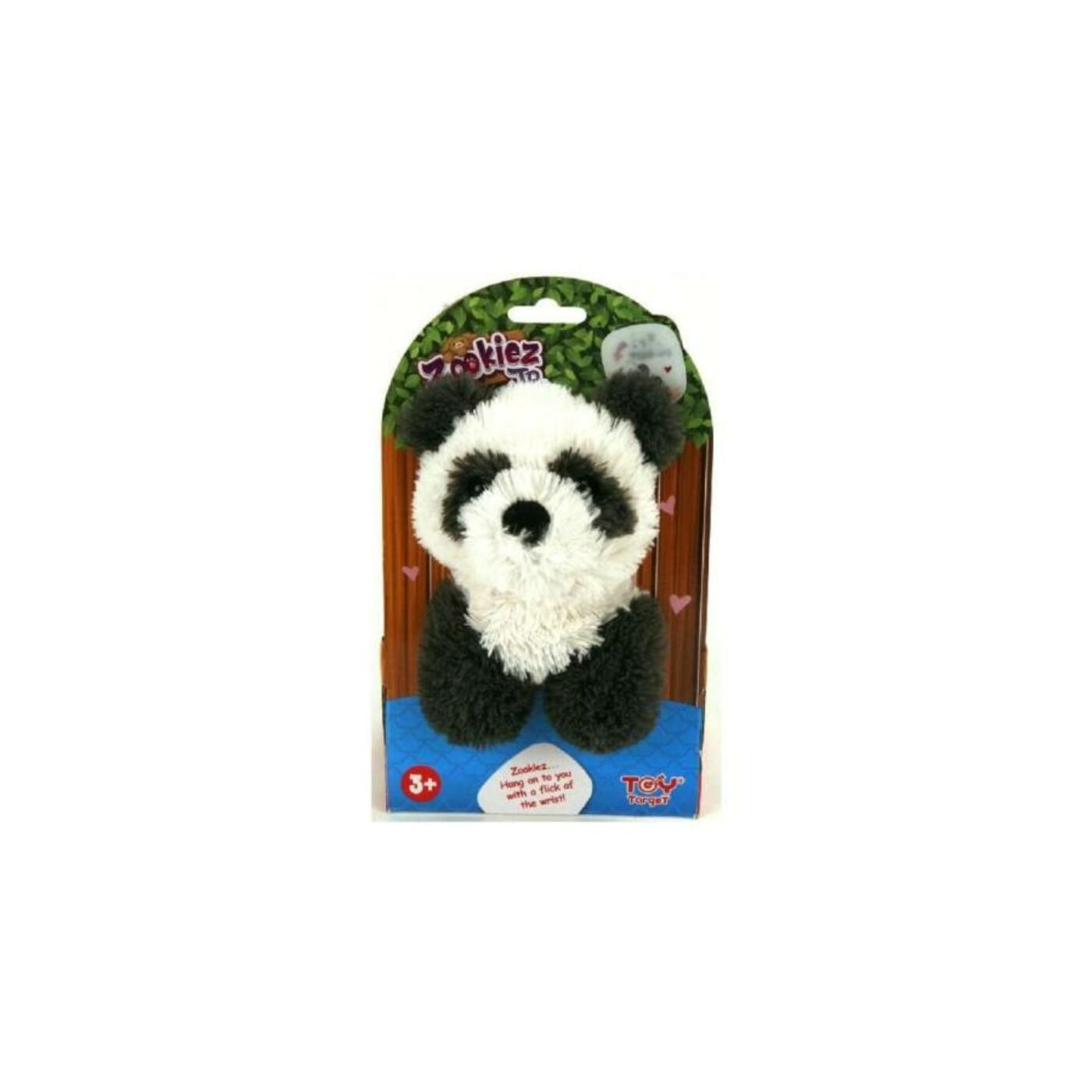 Zookiez panda kicsi