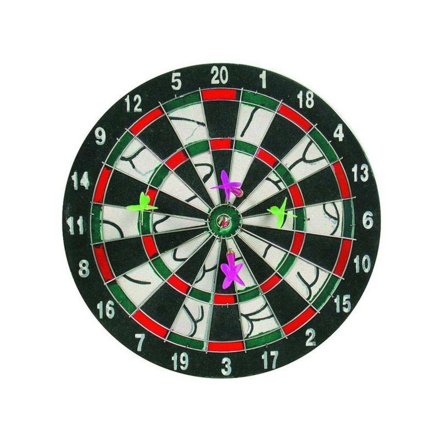 Darts tábla 4 dobónyillal