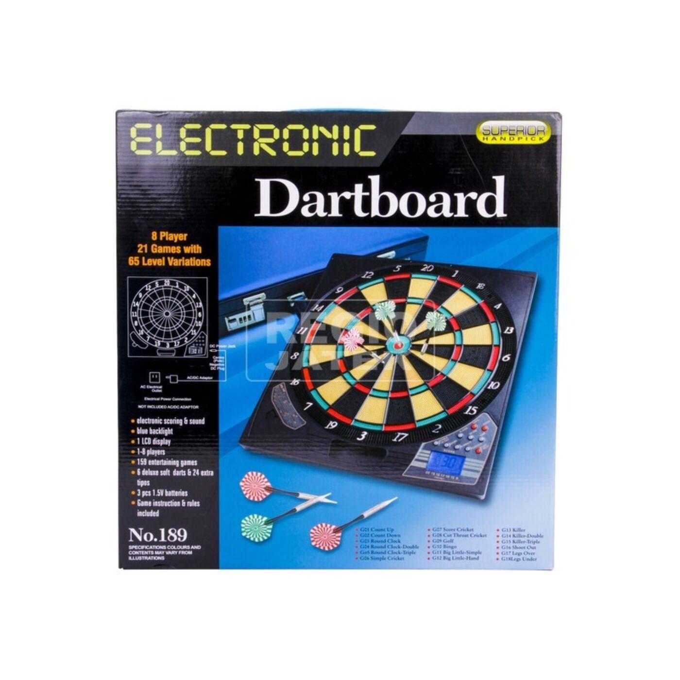 Elektromos darts tábla