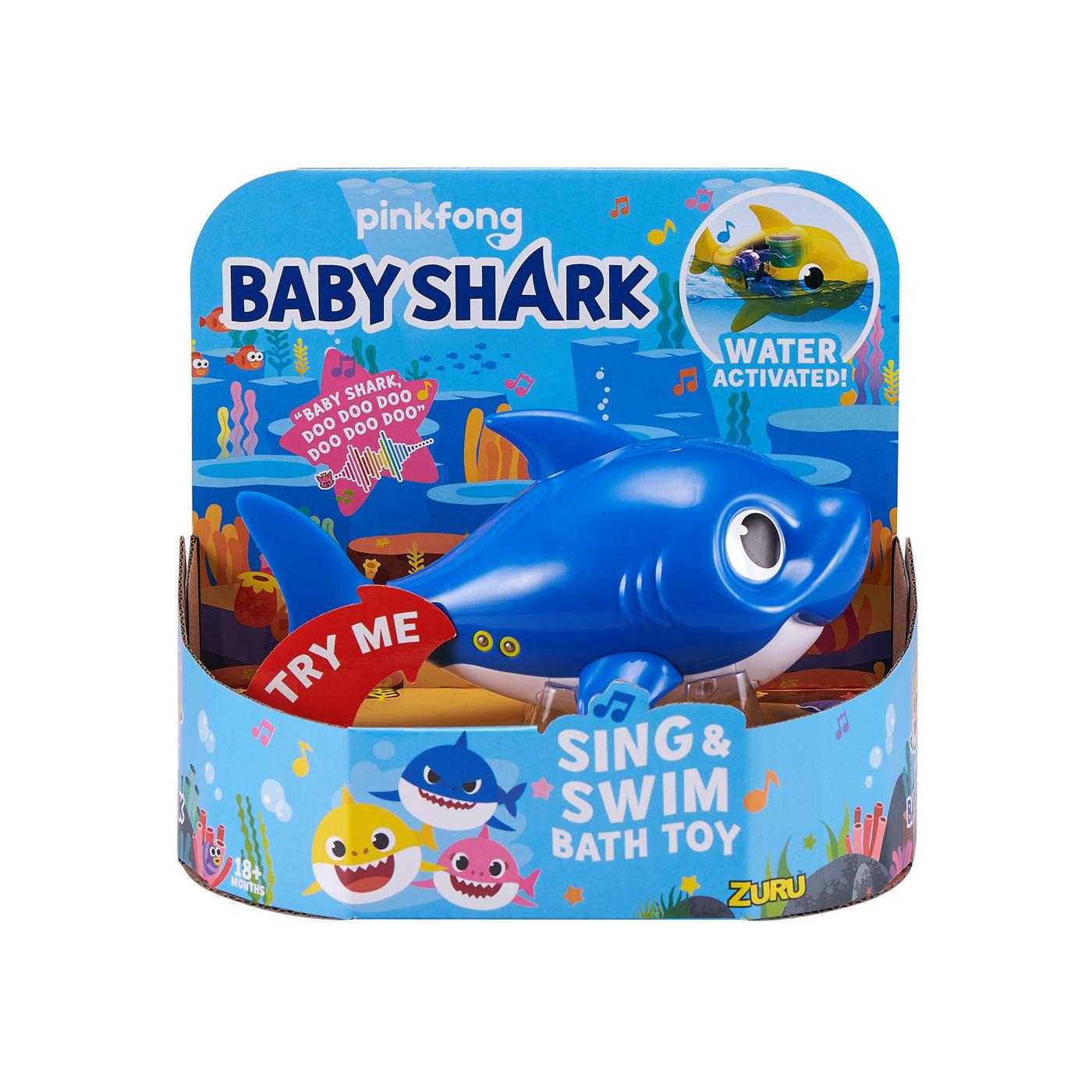 Baby Shark Éneklő cápa