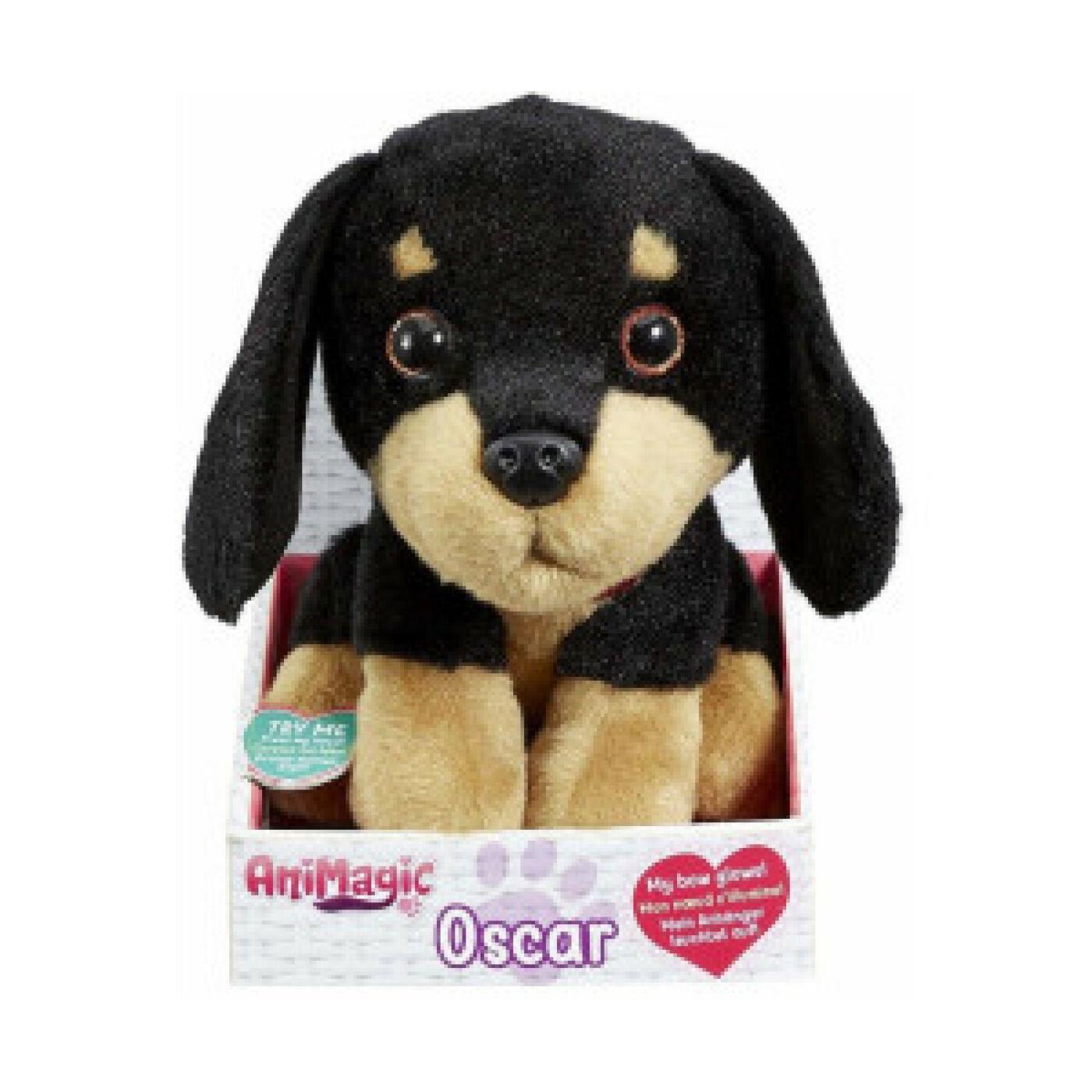 Animagic Oscar kutyus