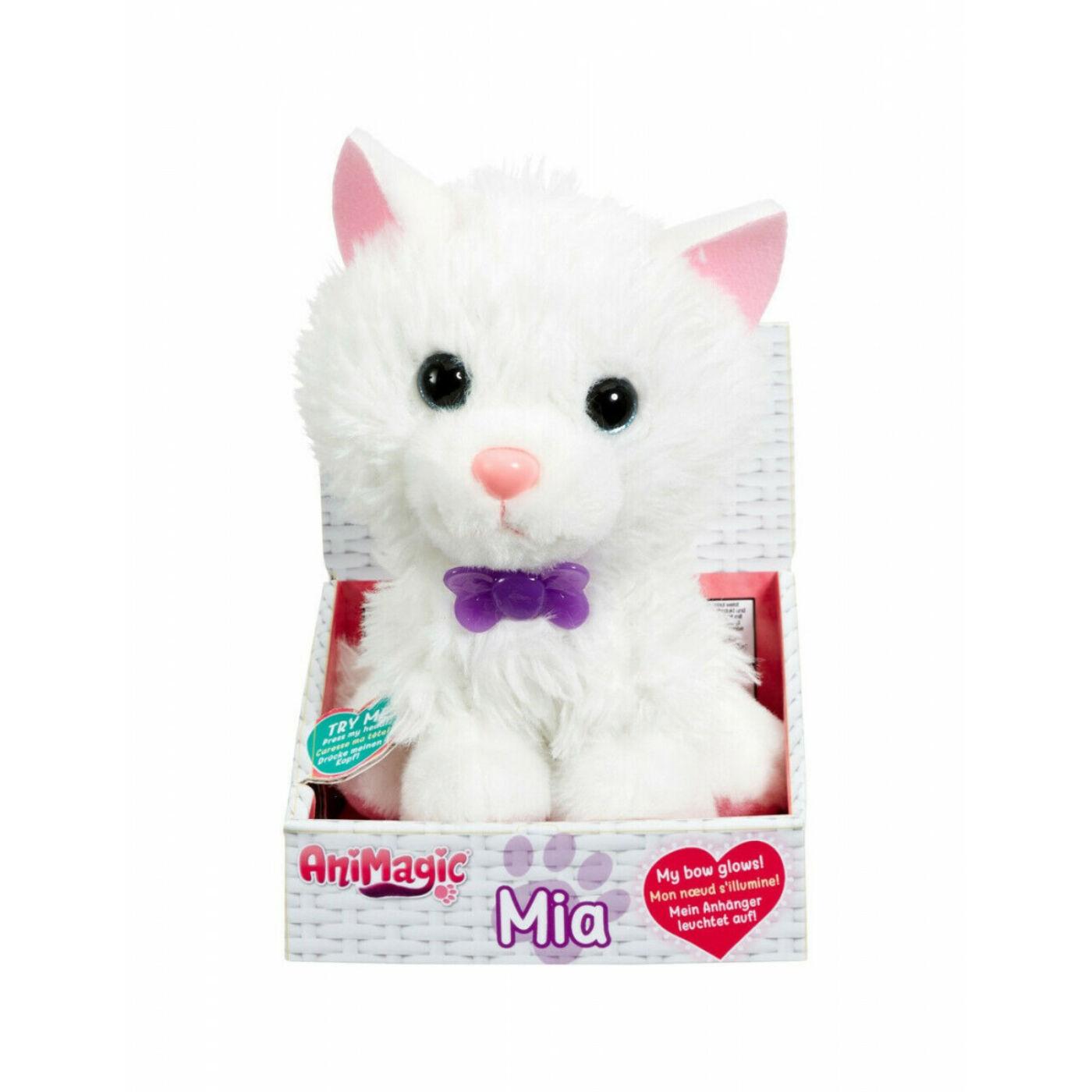 Animagic Mia cica