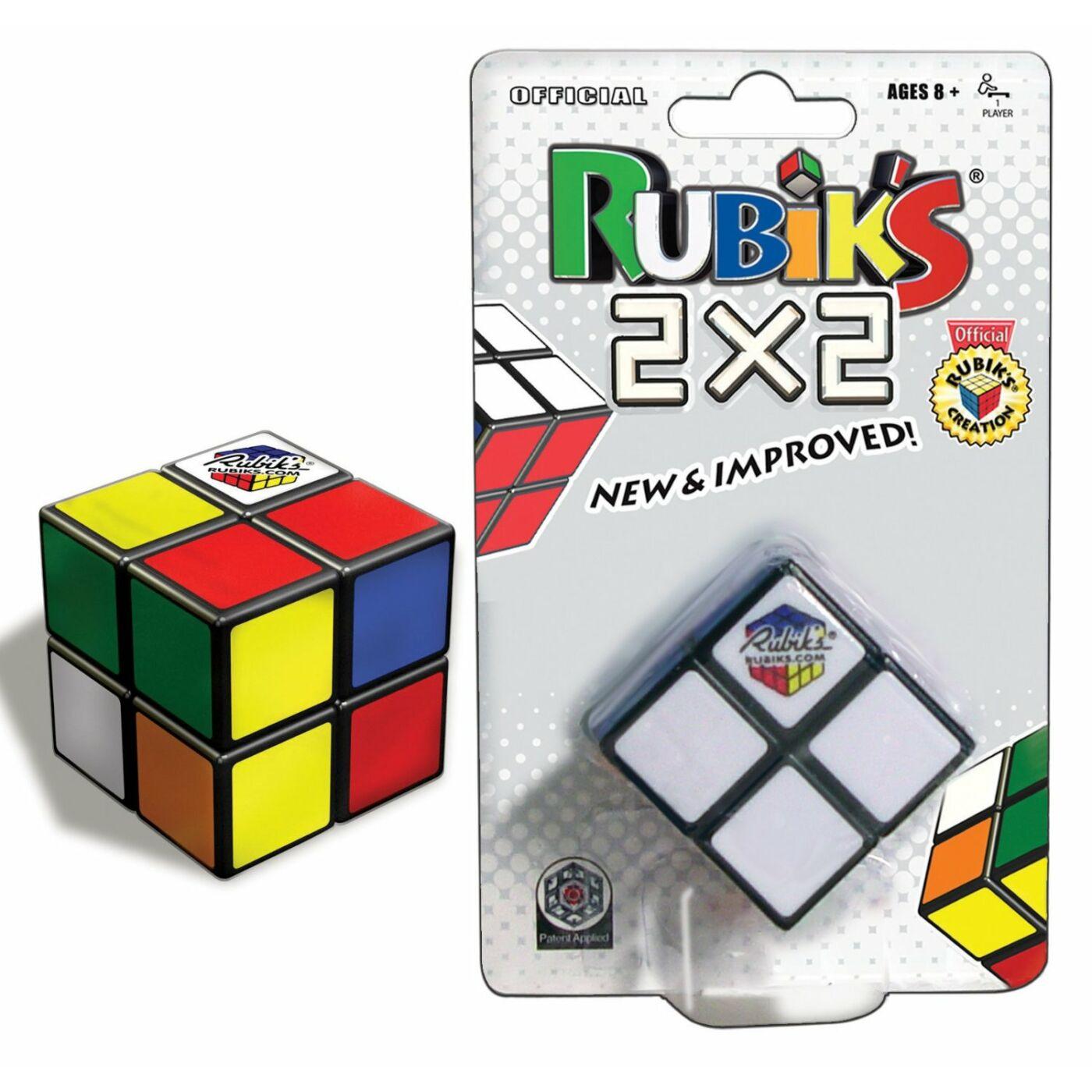 Rubik kocka verseny 2*2