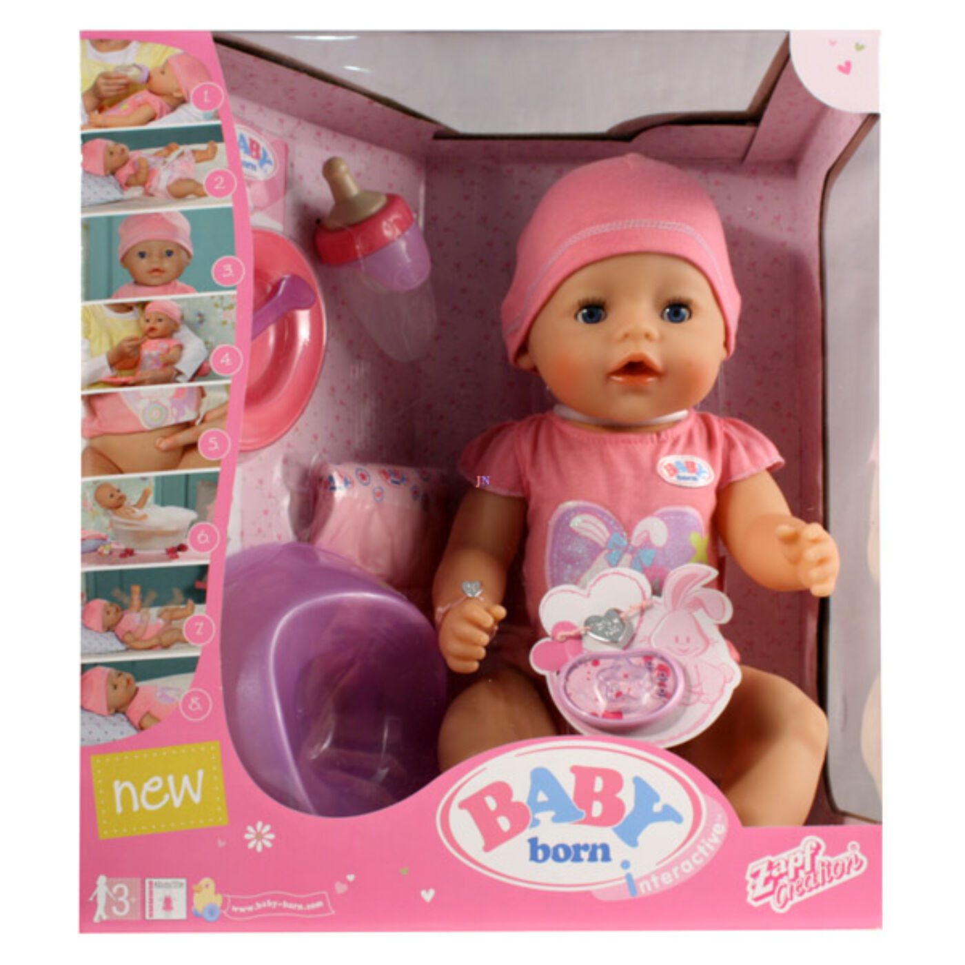 Baby born baba