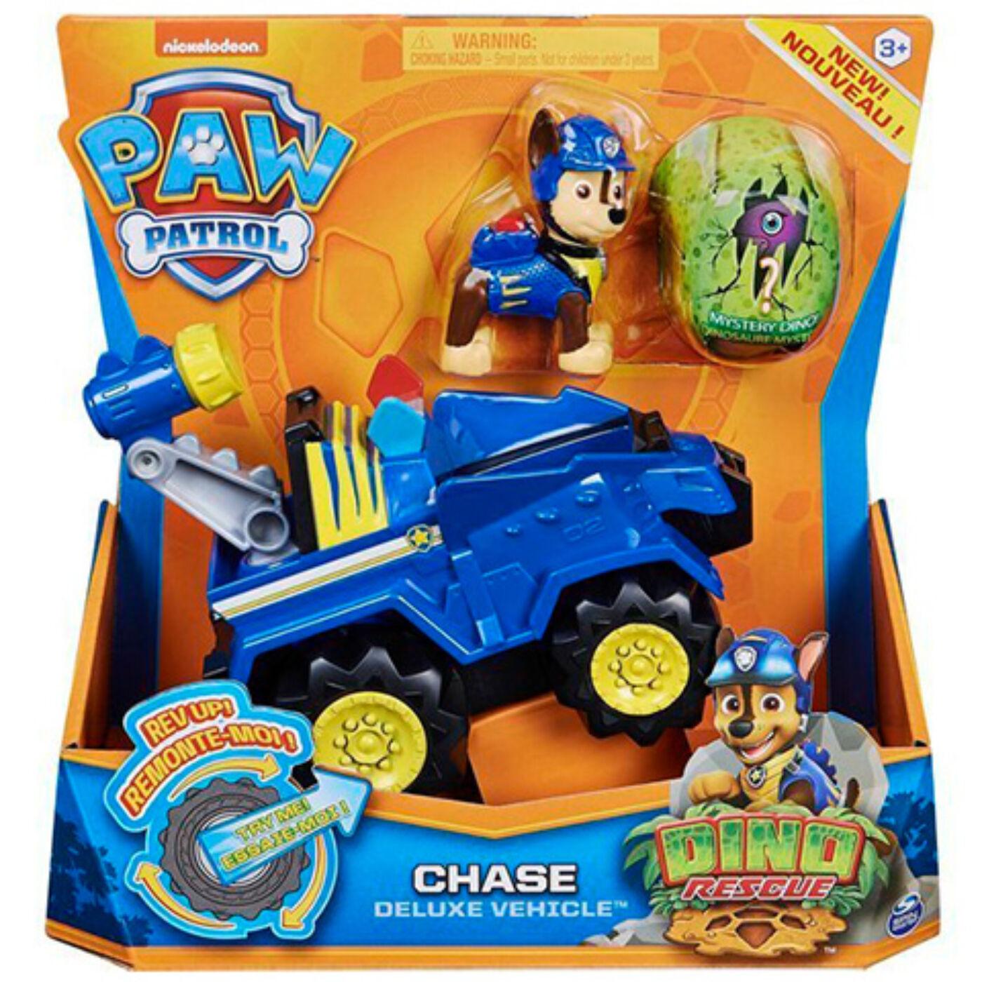 Mancs őrjárat Dínó Rescue-Chase